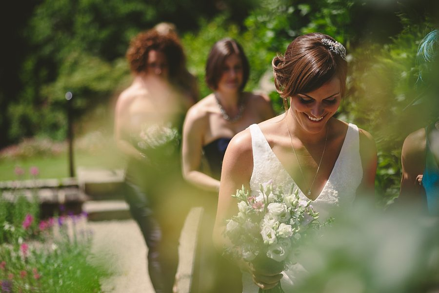 endsleigh wedding photographs