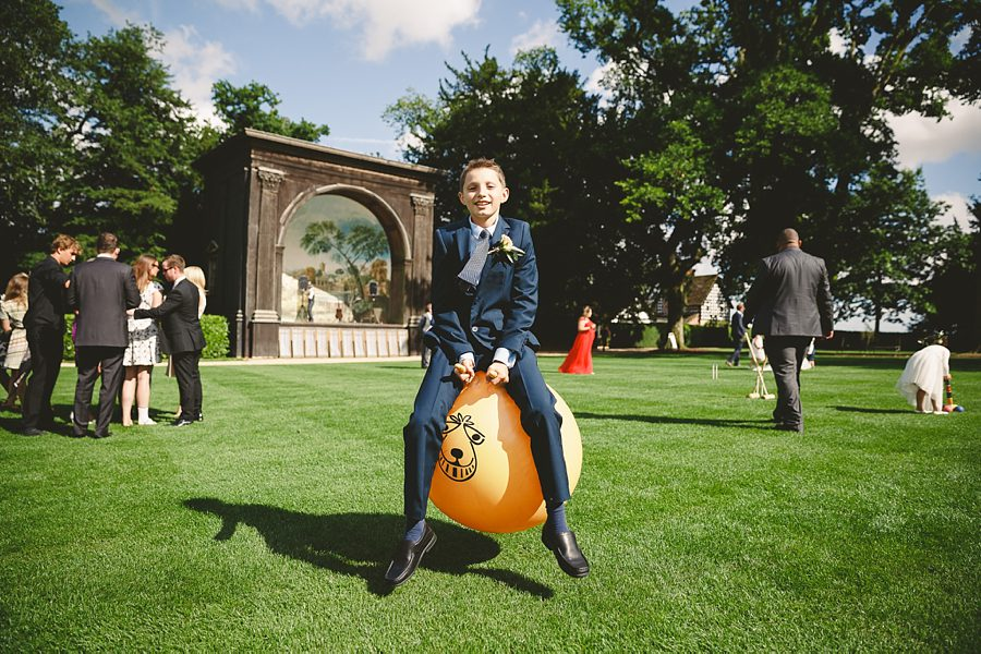 larmer tree gardens wedding photographs