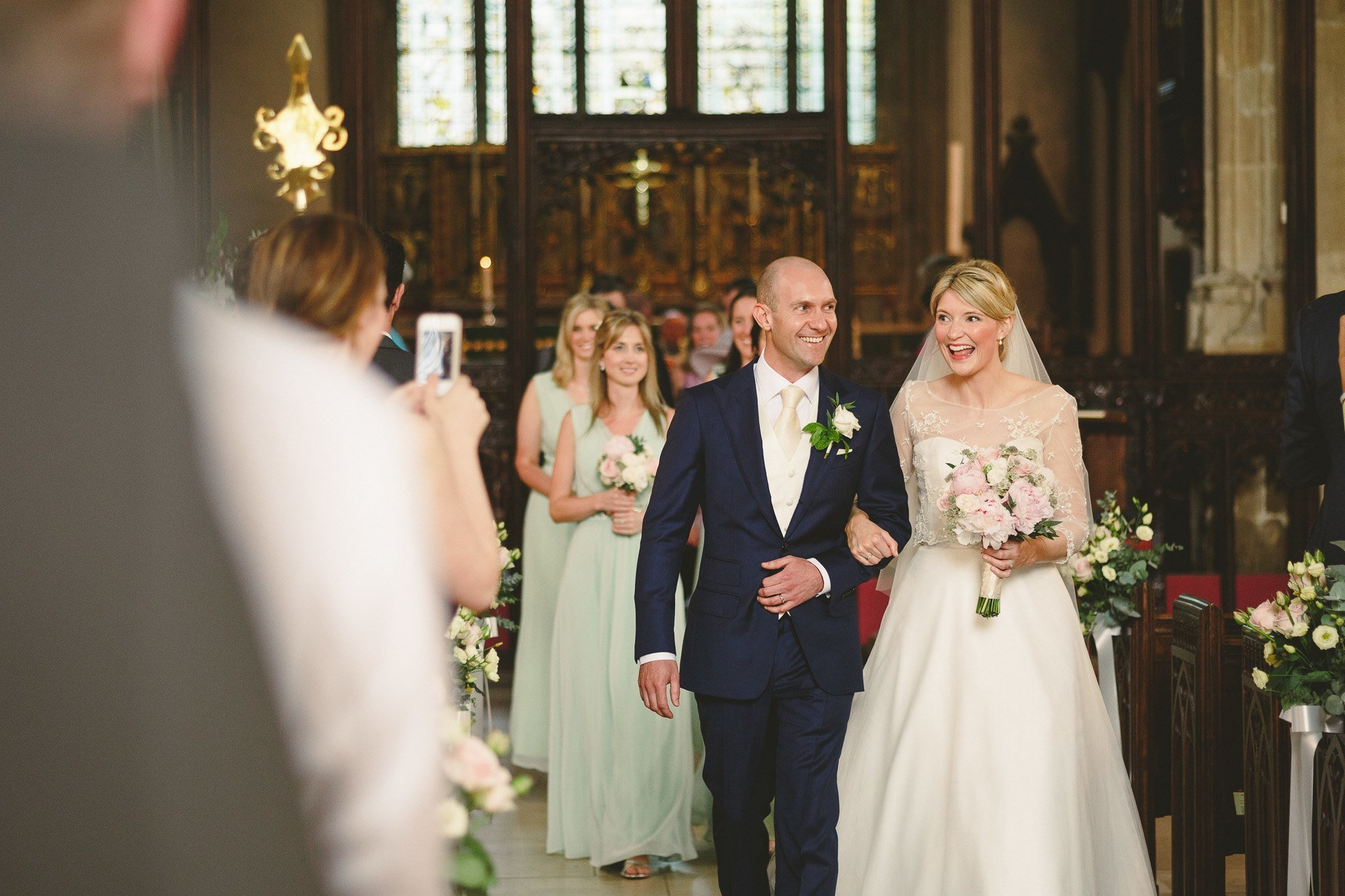 Barnsley House Wedding Photographs