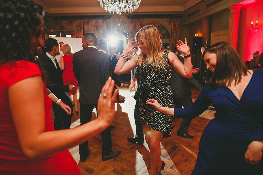 wedding dancing at devon wedding
