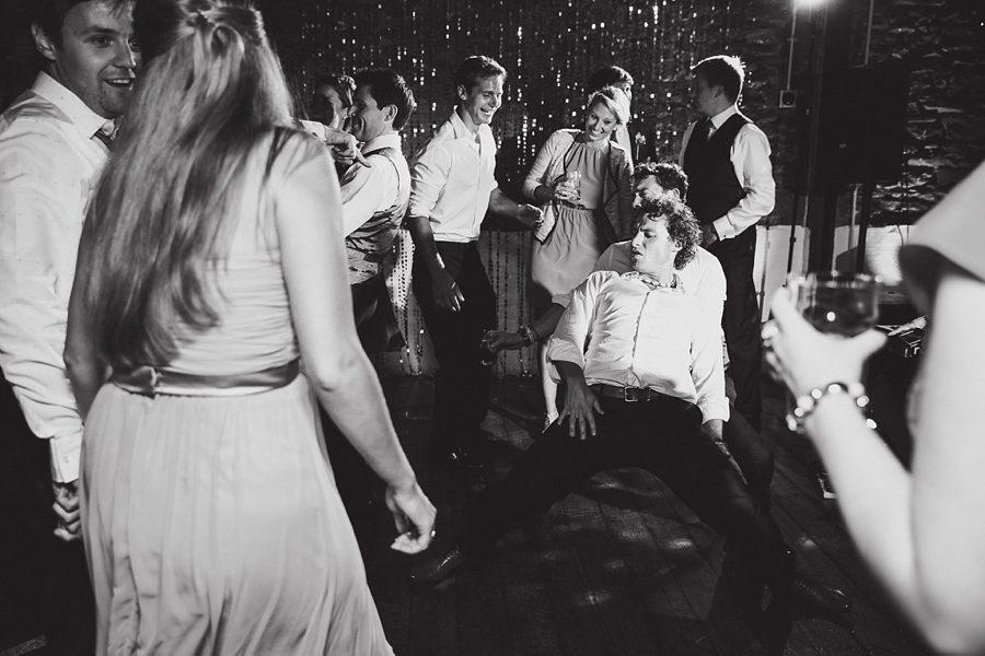 bride twirls wedding dress