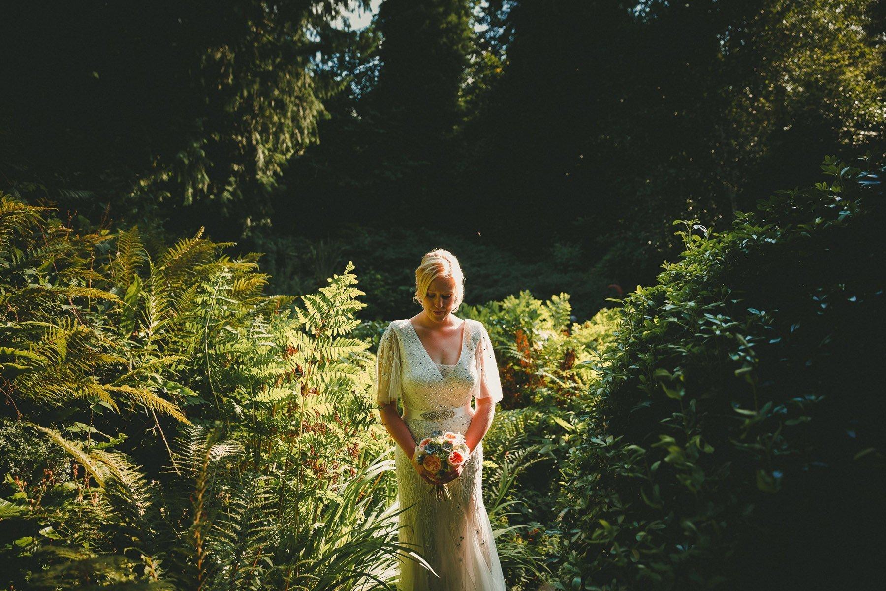 a wedding at larmer tree gardens