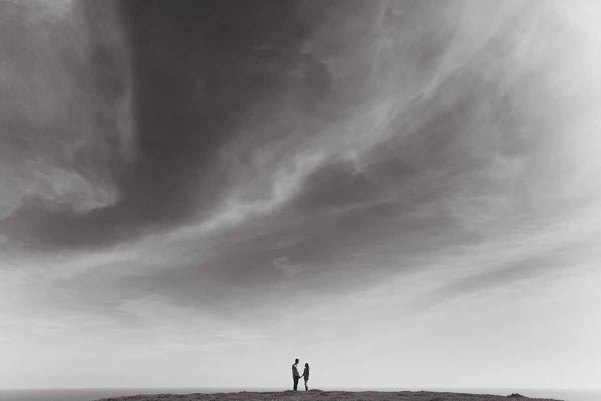 chesil beach engagement