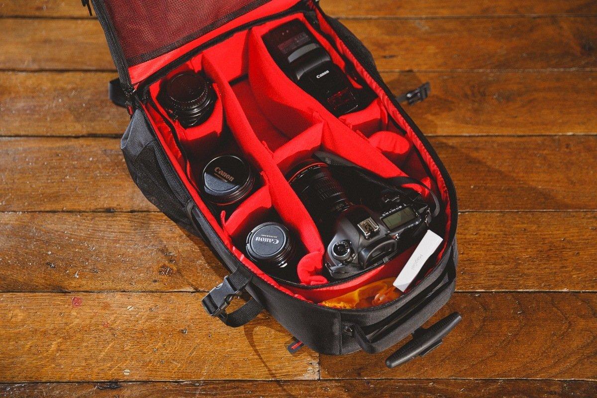 gear review: hama miami 200 trolley bag