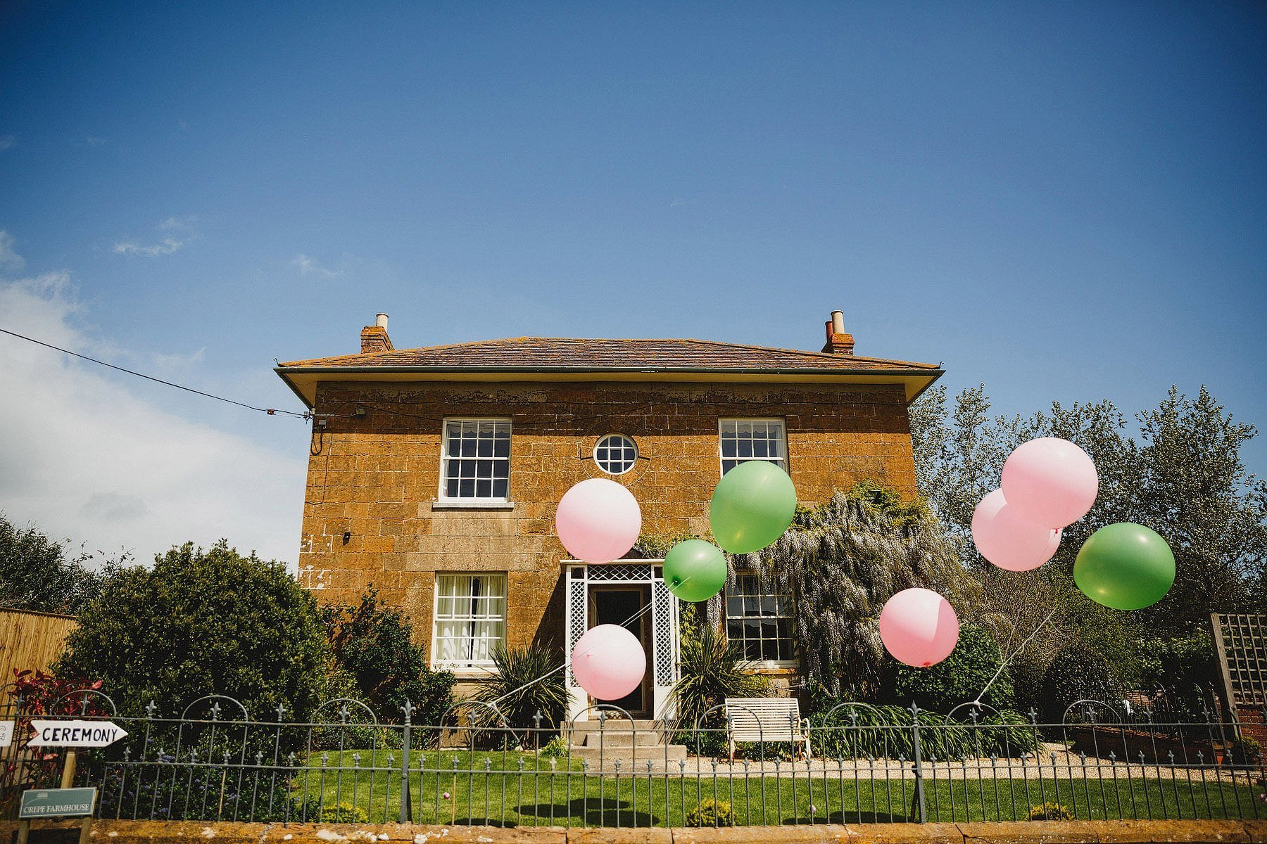 symondsbury estate wedding