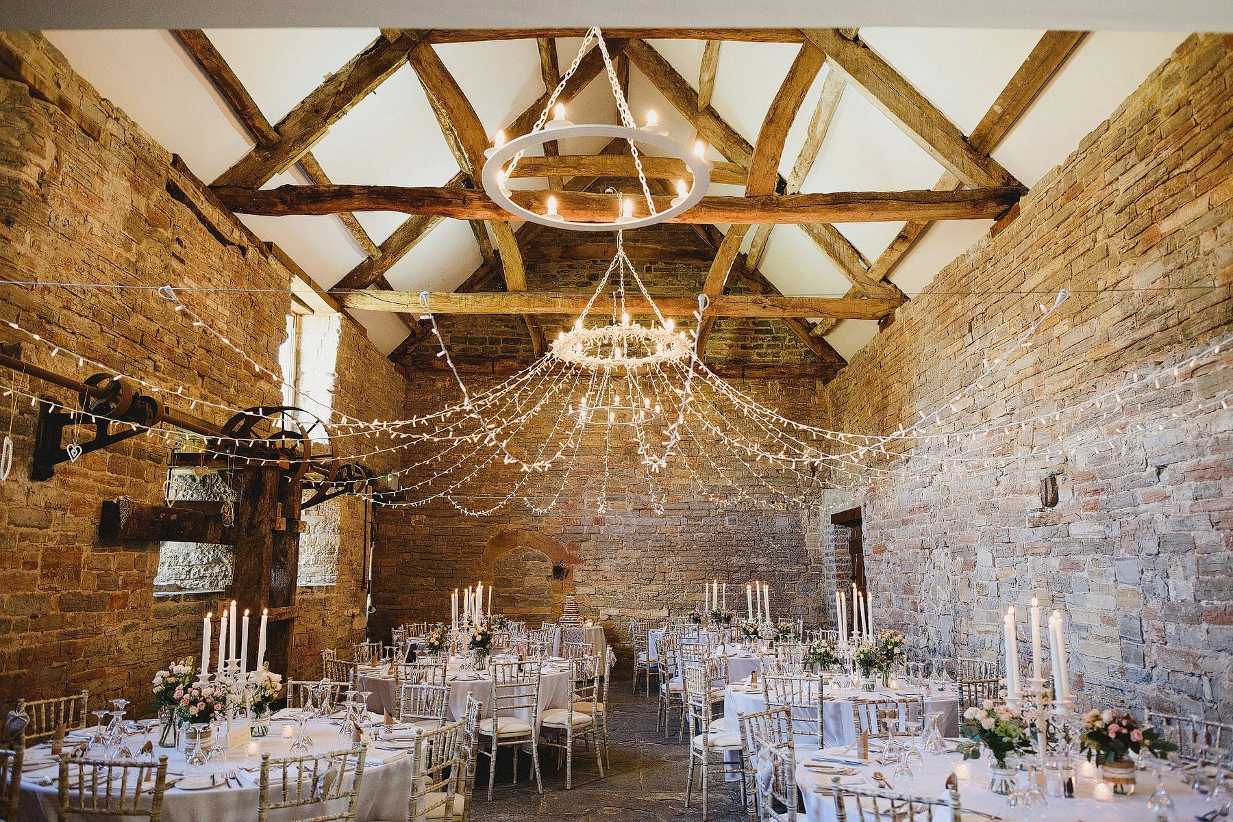 almonry barn wedding