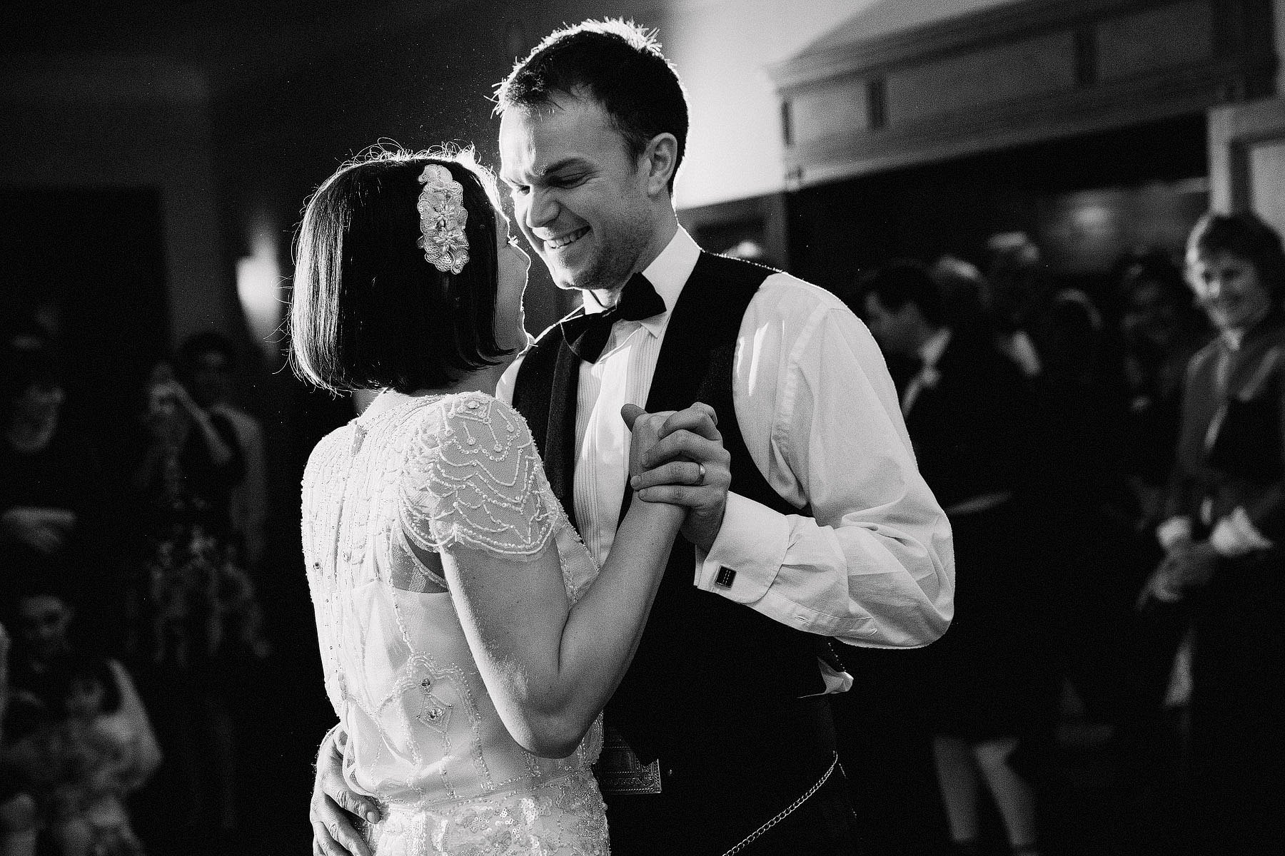 first dance at coombe lodge