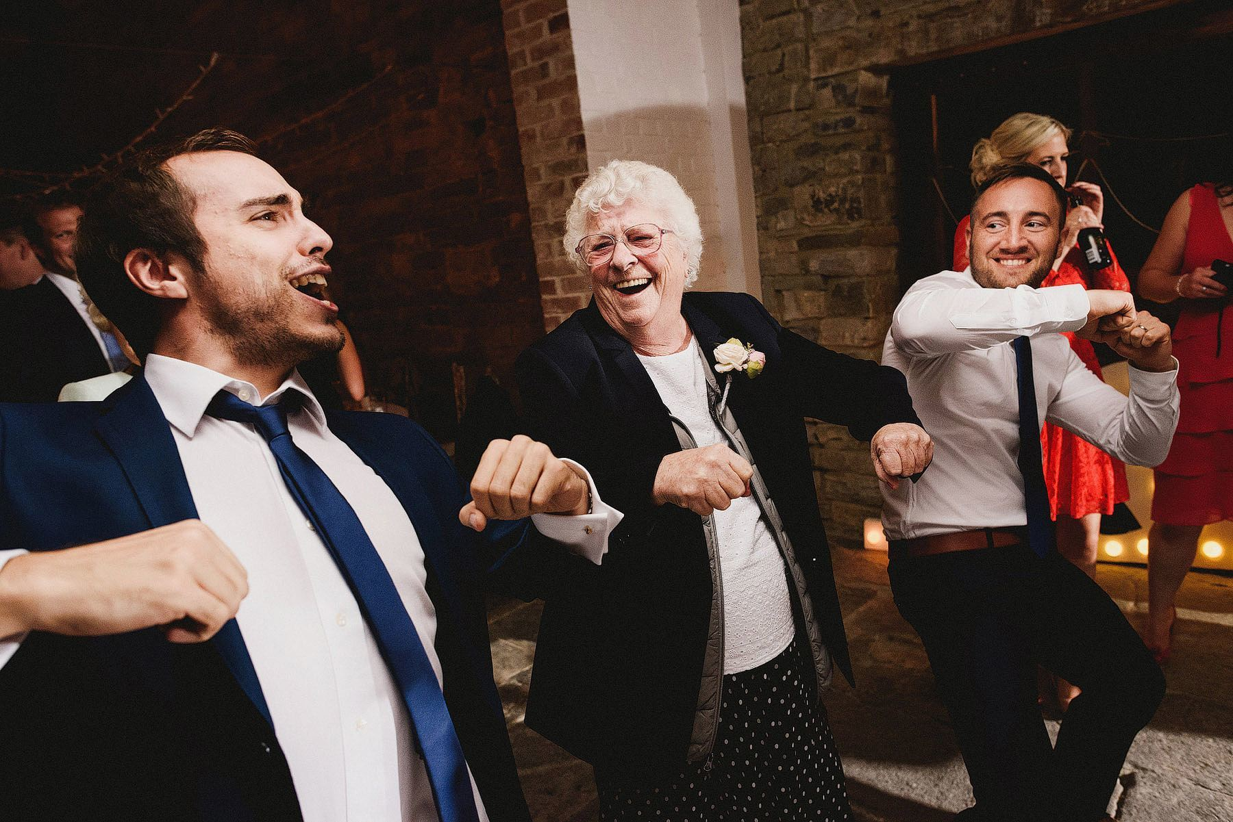 almonry barn dancing