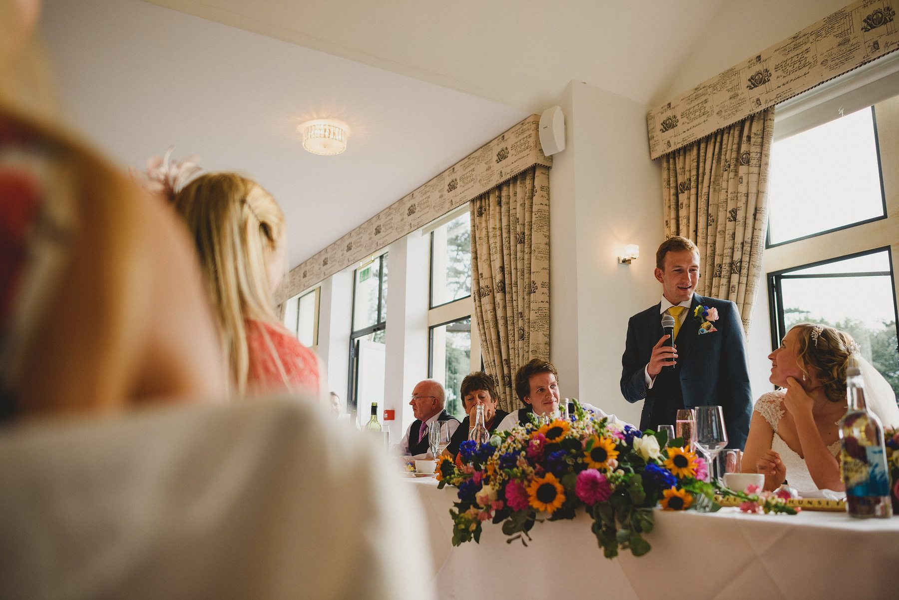 documentary wedding photographer old down manor