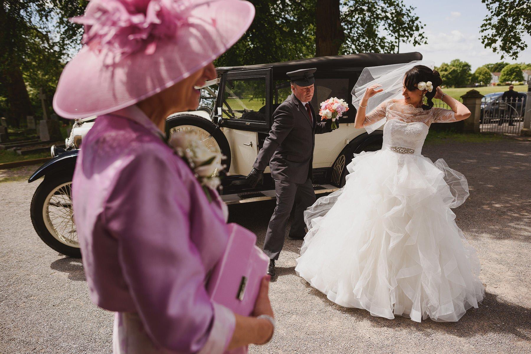 Goldney Hall Wedding Bristol