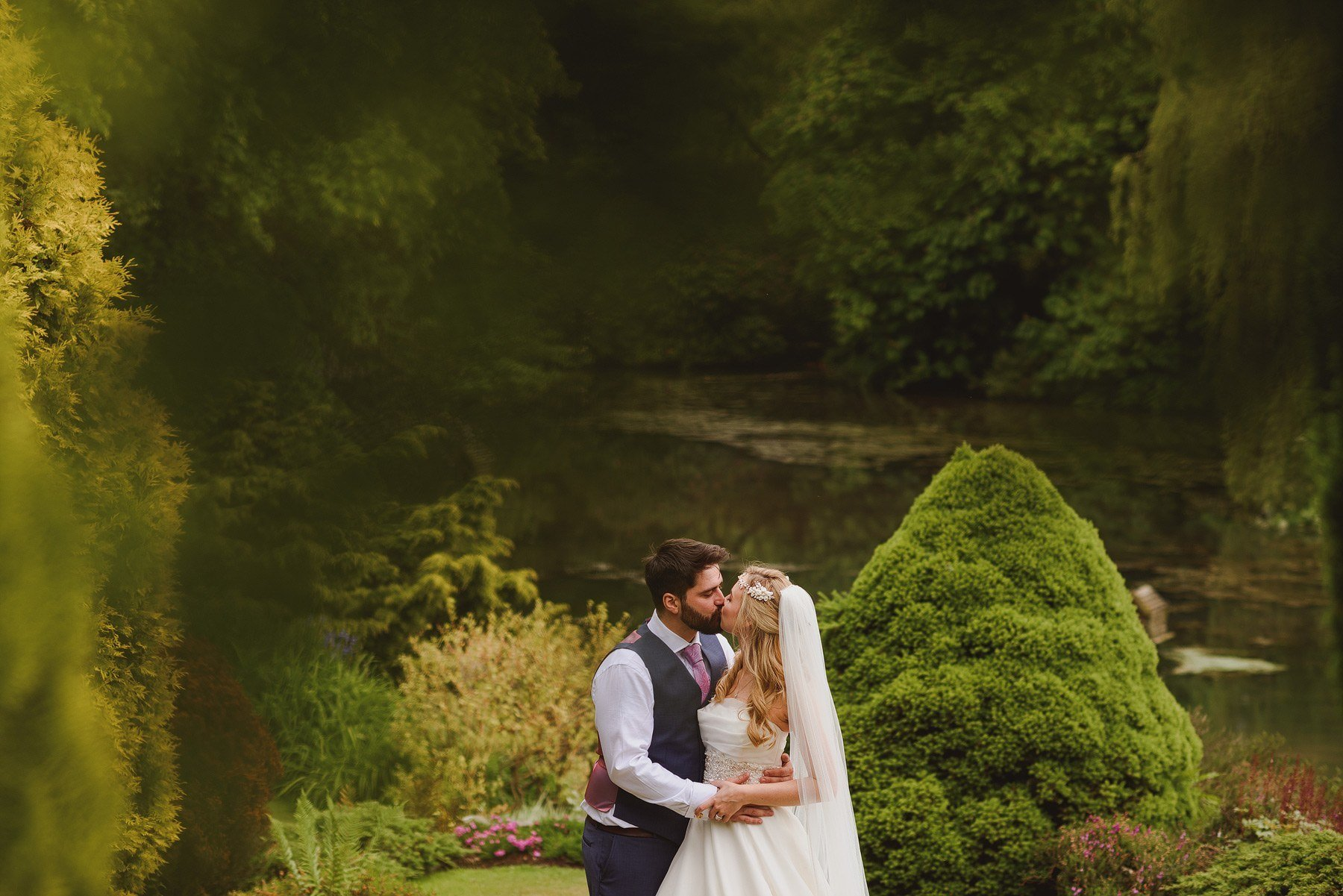 a beautiful wedding at kilver court in somerset