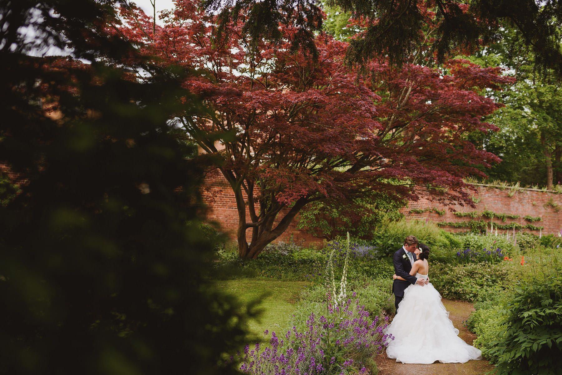 a goldney hall wedding