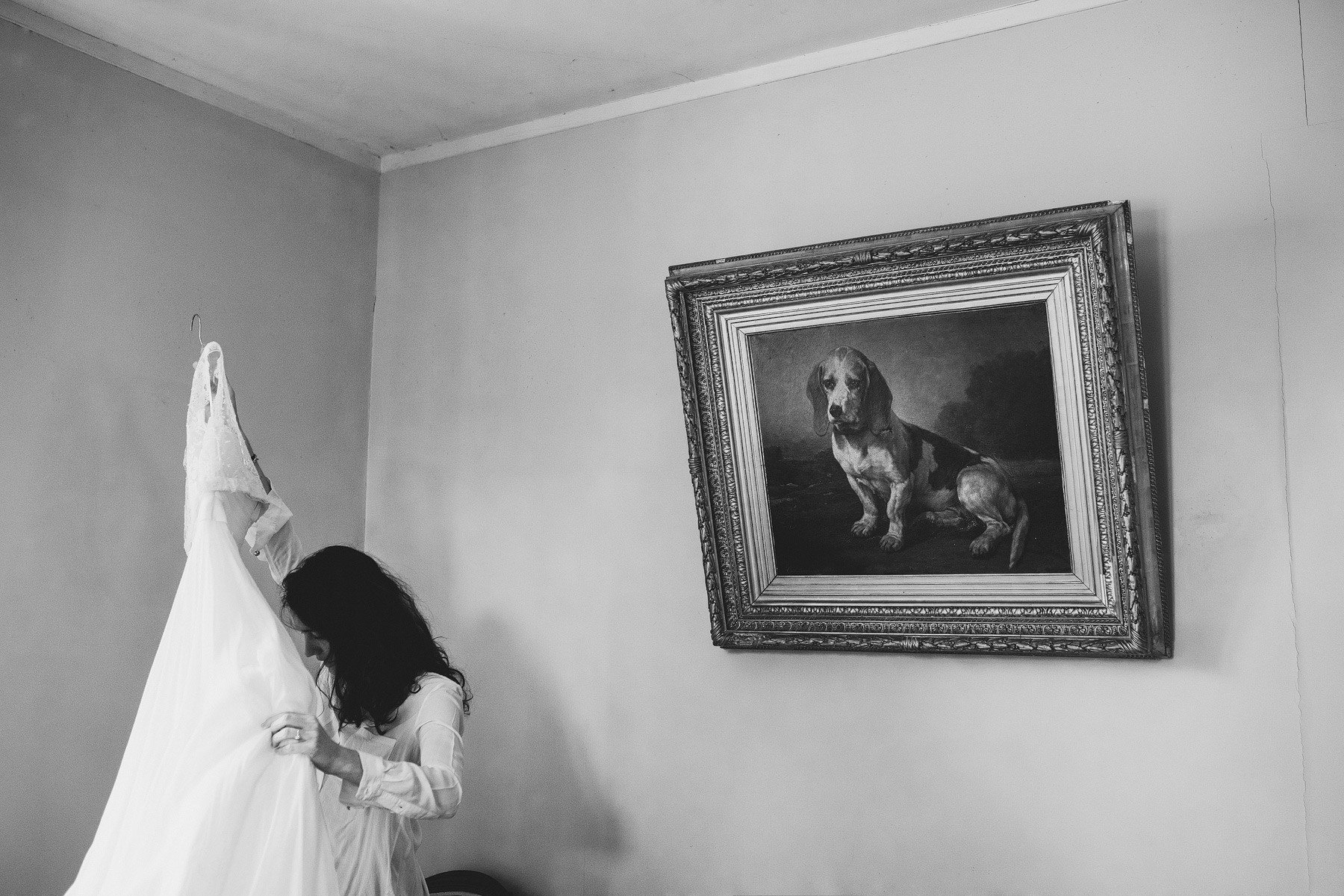Manoir des Prévanches marriage