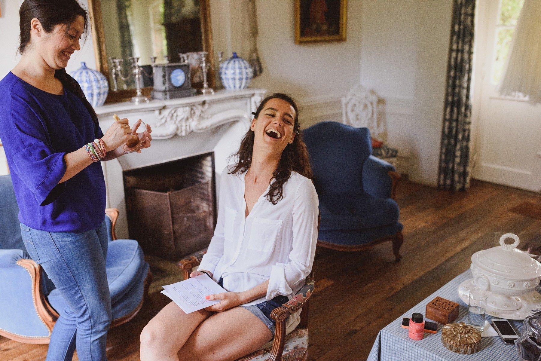 Manoir des Prévanches wedding photography