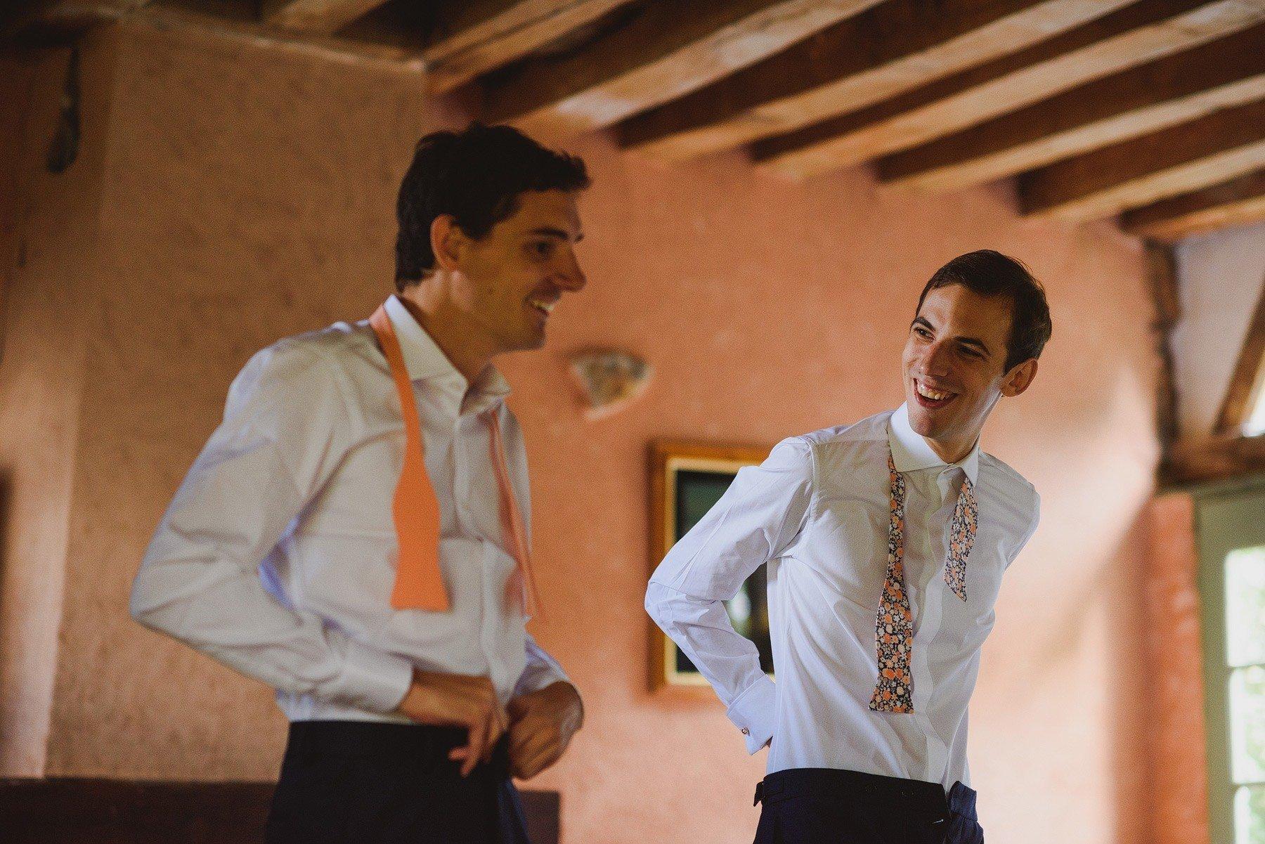 Manoir des Prévanches documentary wedding photography