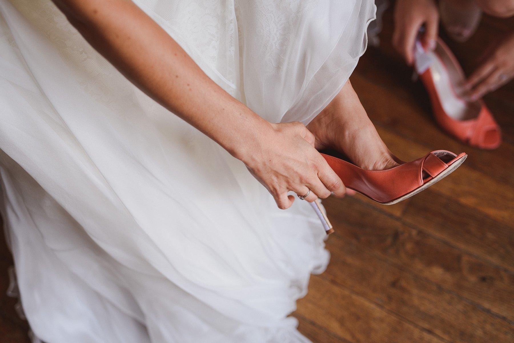 mariage a Manoir des Prévanches
