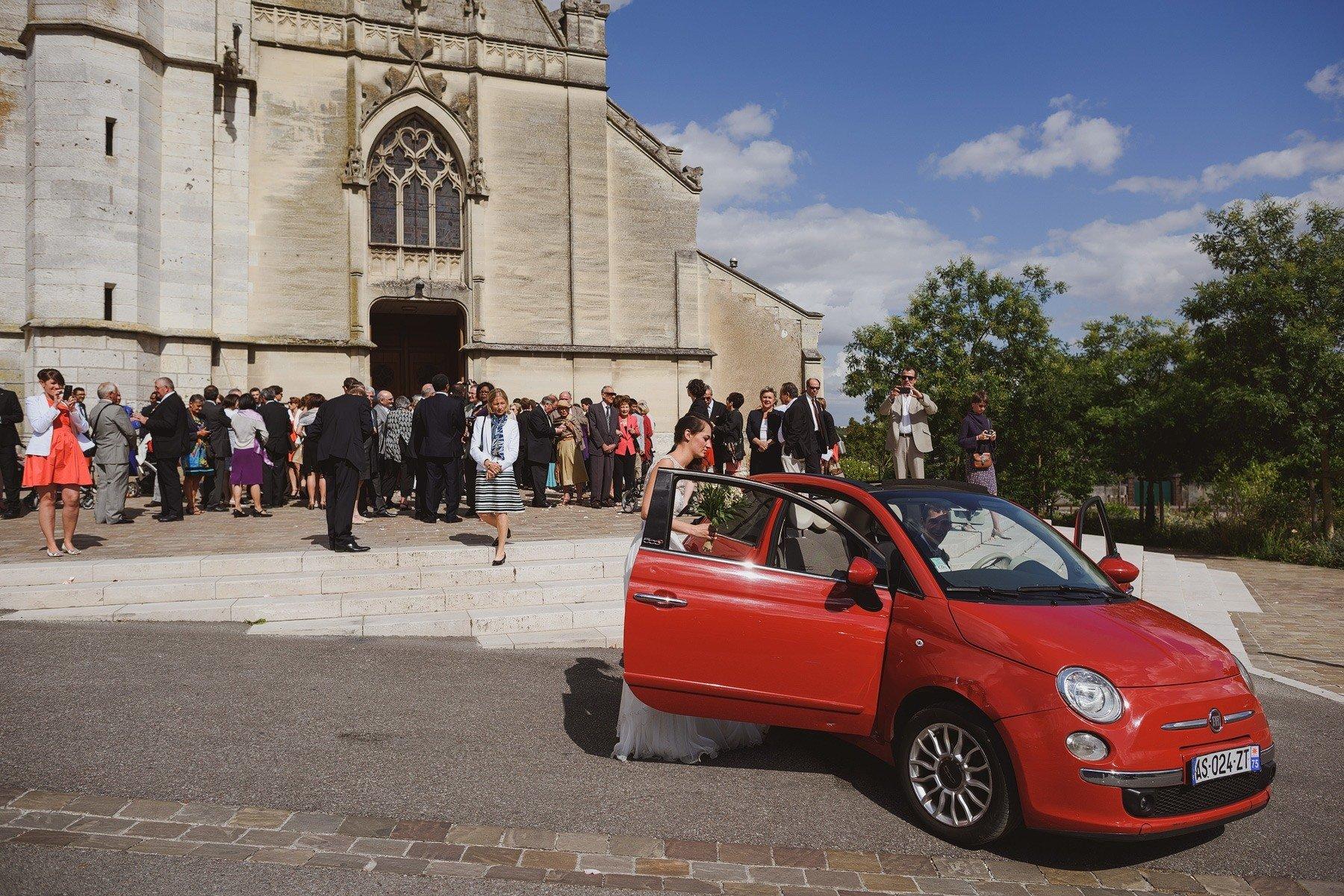 destination wedding in france