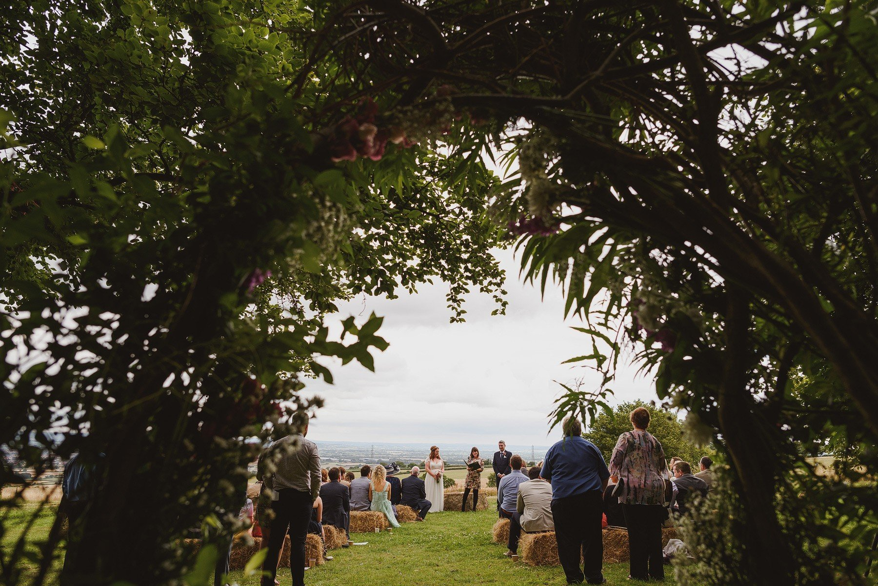 stone circle wedding ceremony