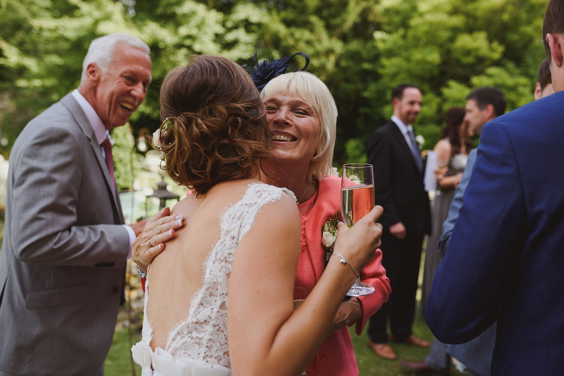 documentary wedding photographer the rectory