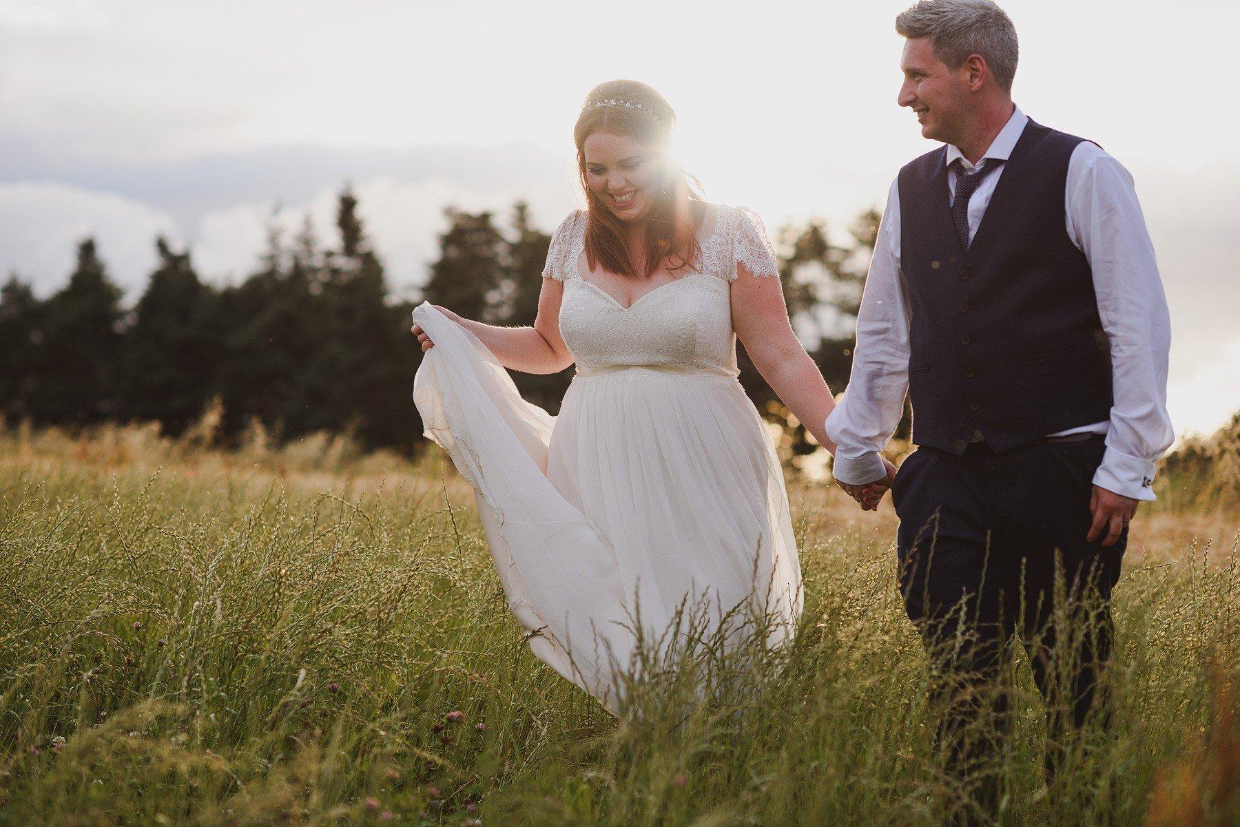wedding photographer huntstile organic farm