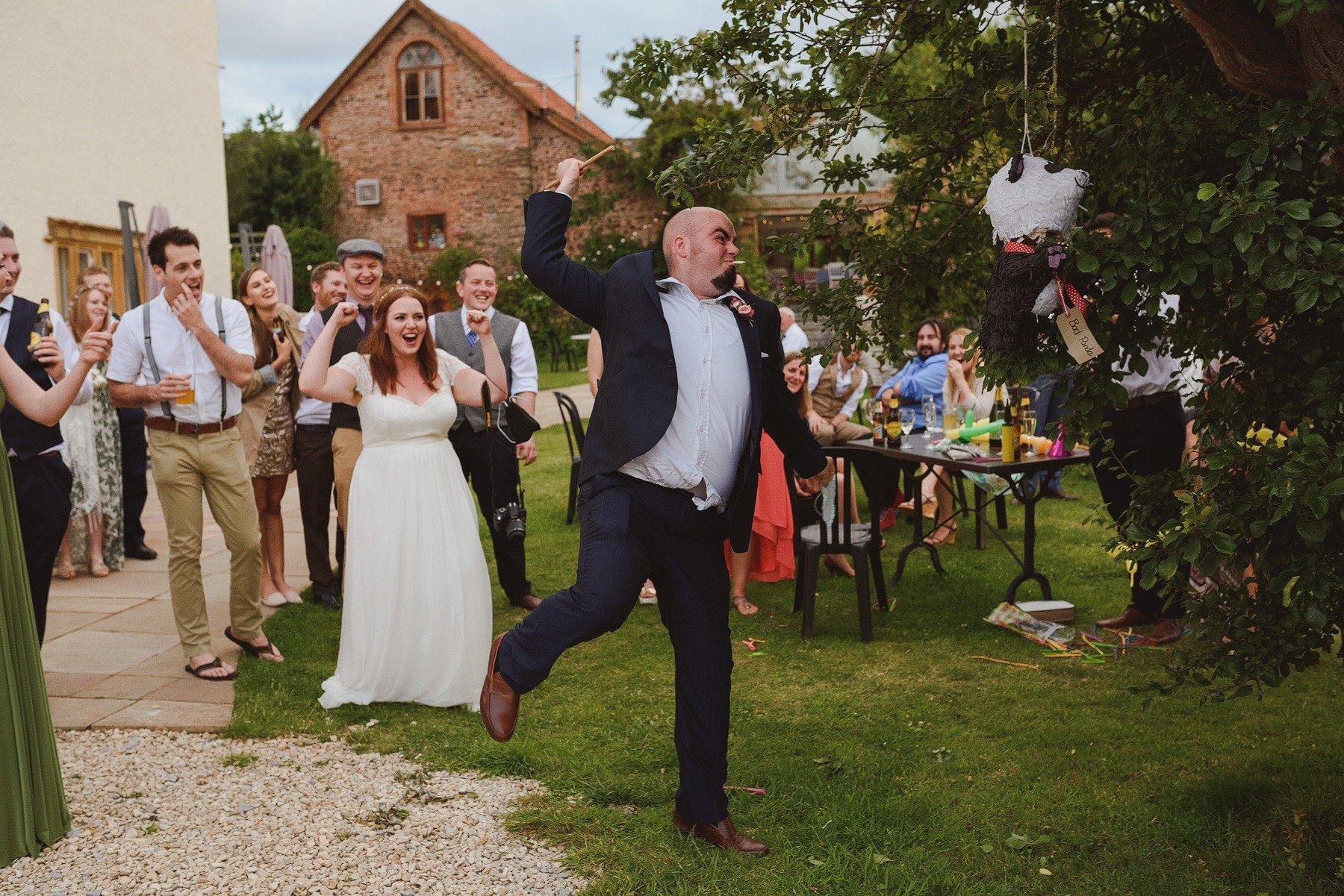 pinatas at weddings in the UK