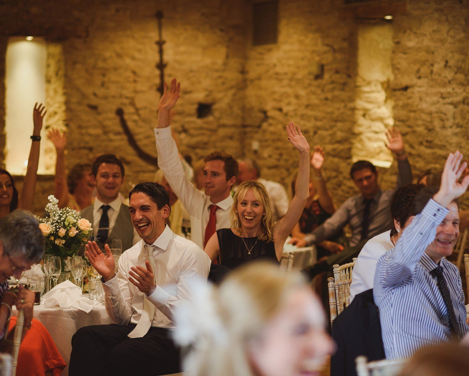 weddings at great tythe barn