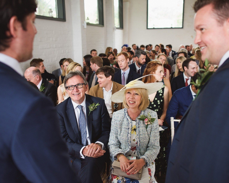 osea island wedding