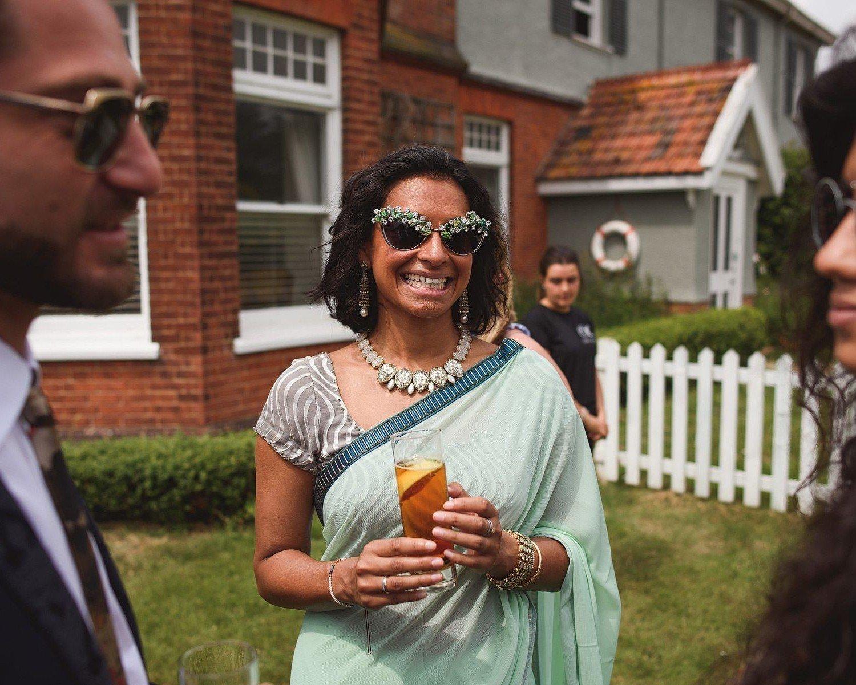 osea island documentary wedding photos