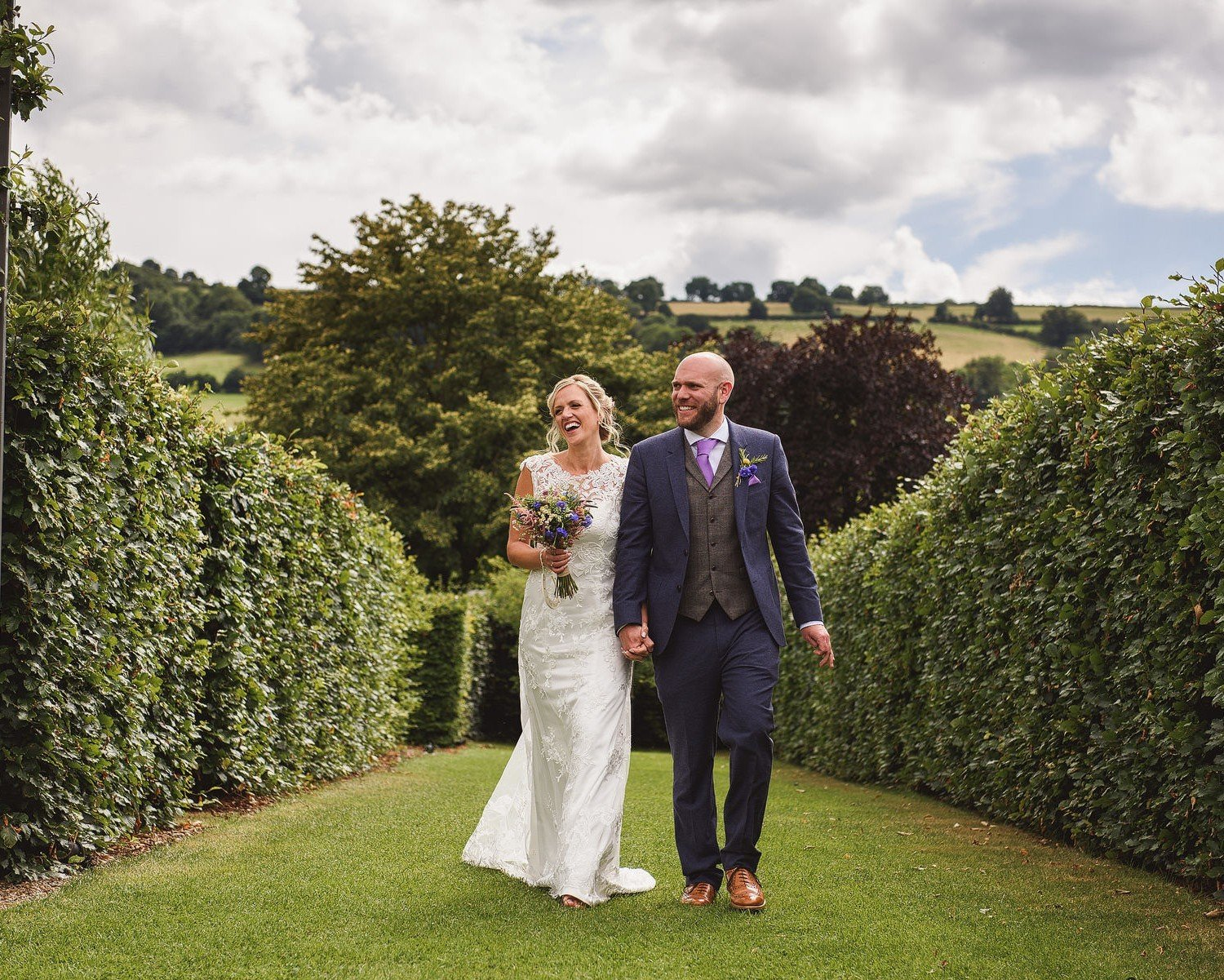 yeo valley gardens wedding