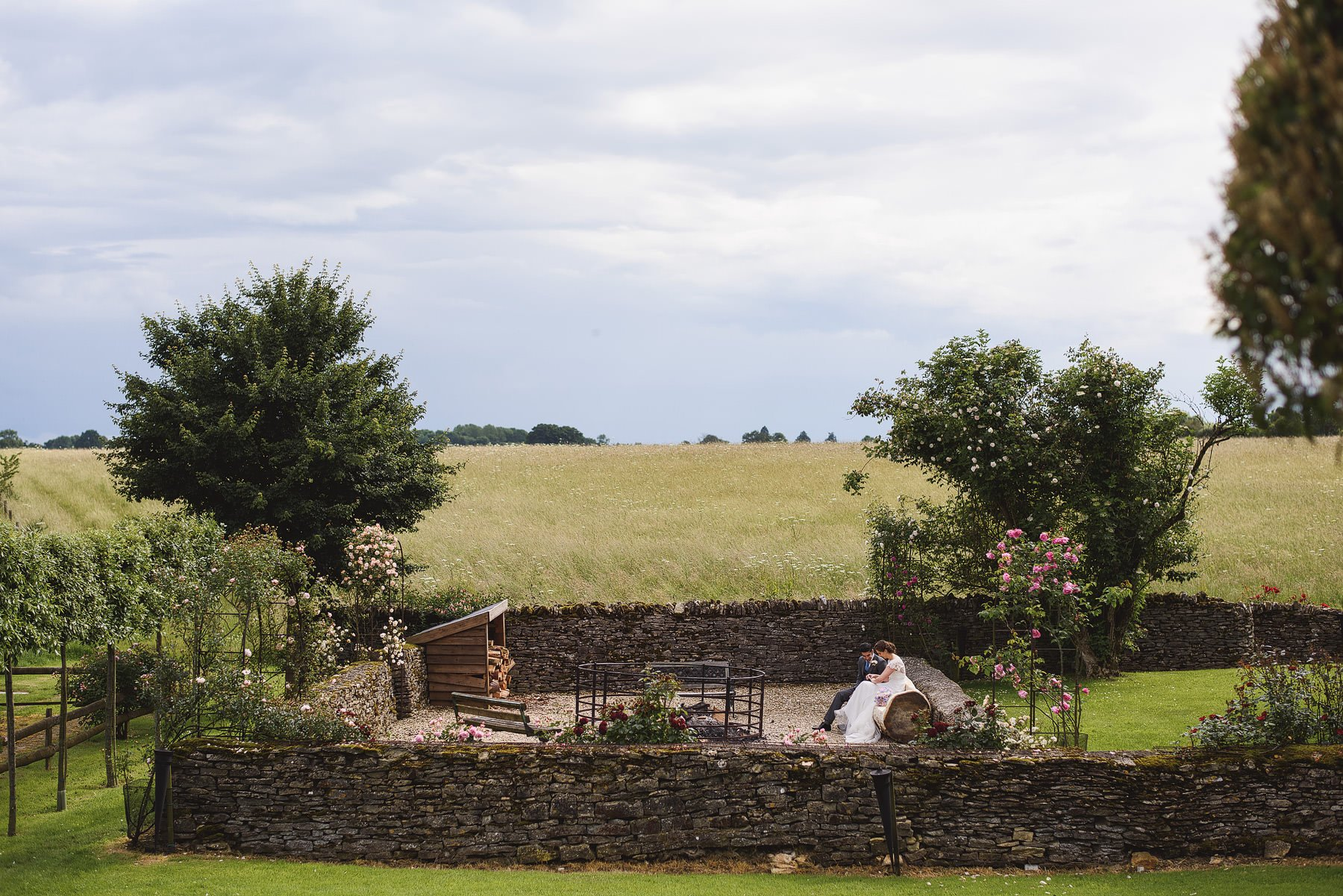 amazing cripps barn wedding