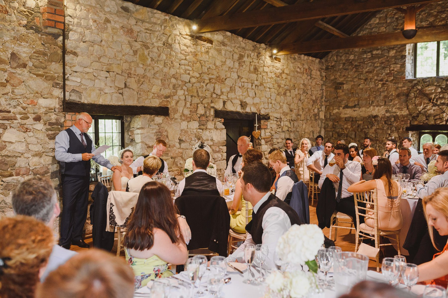 wedding at pencoed house