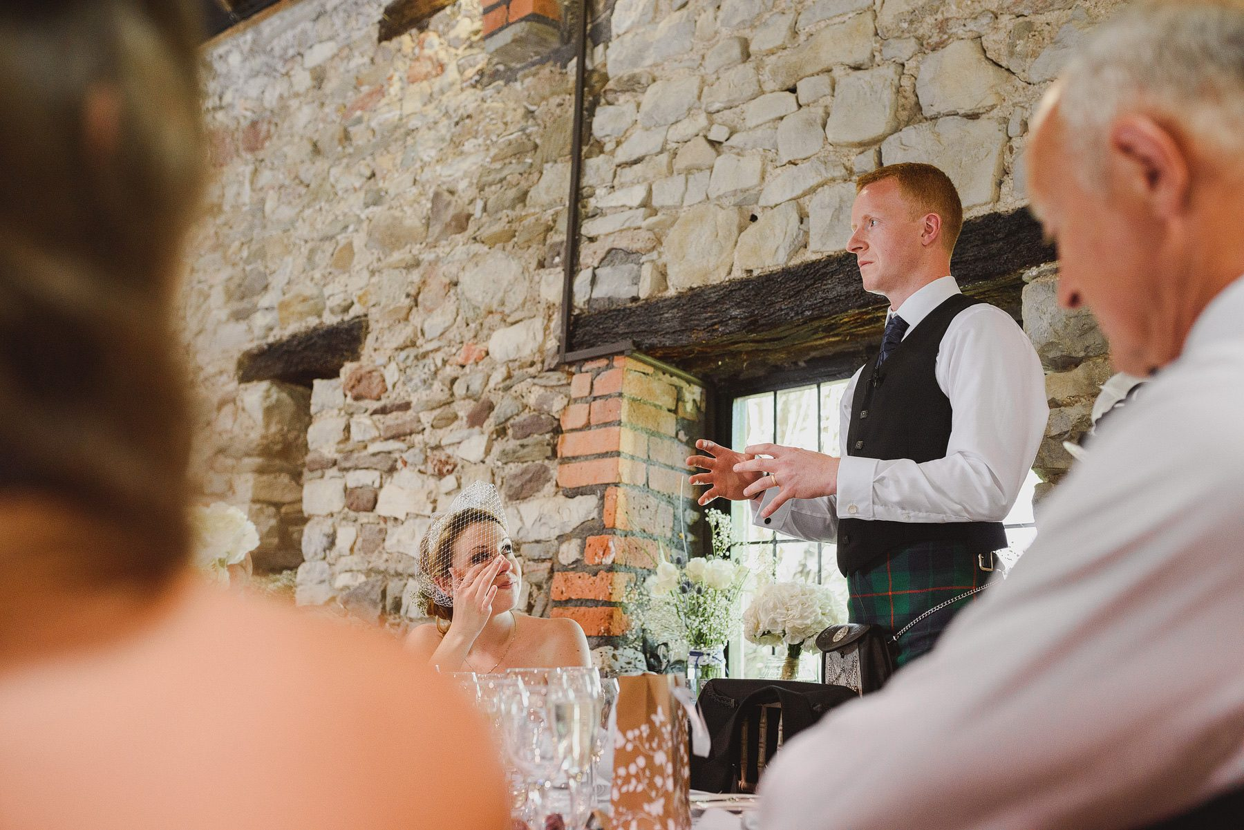 wedding photographer pencoed