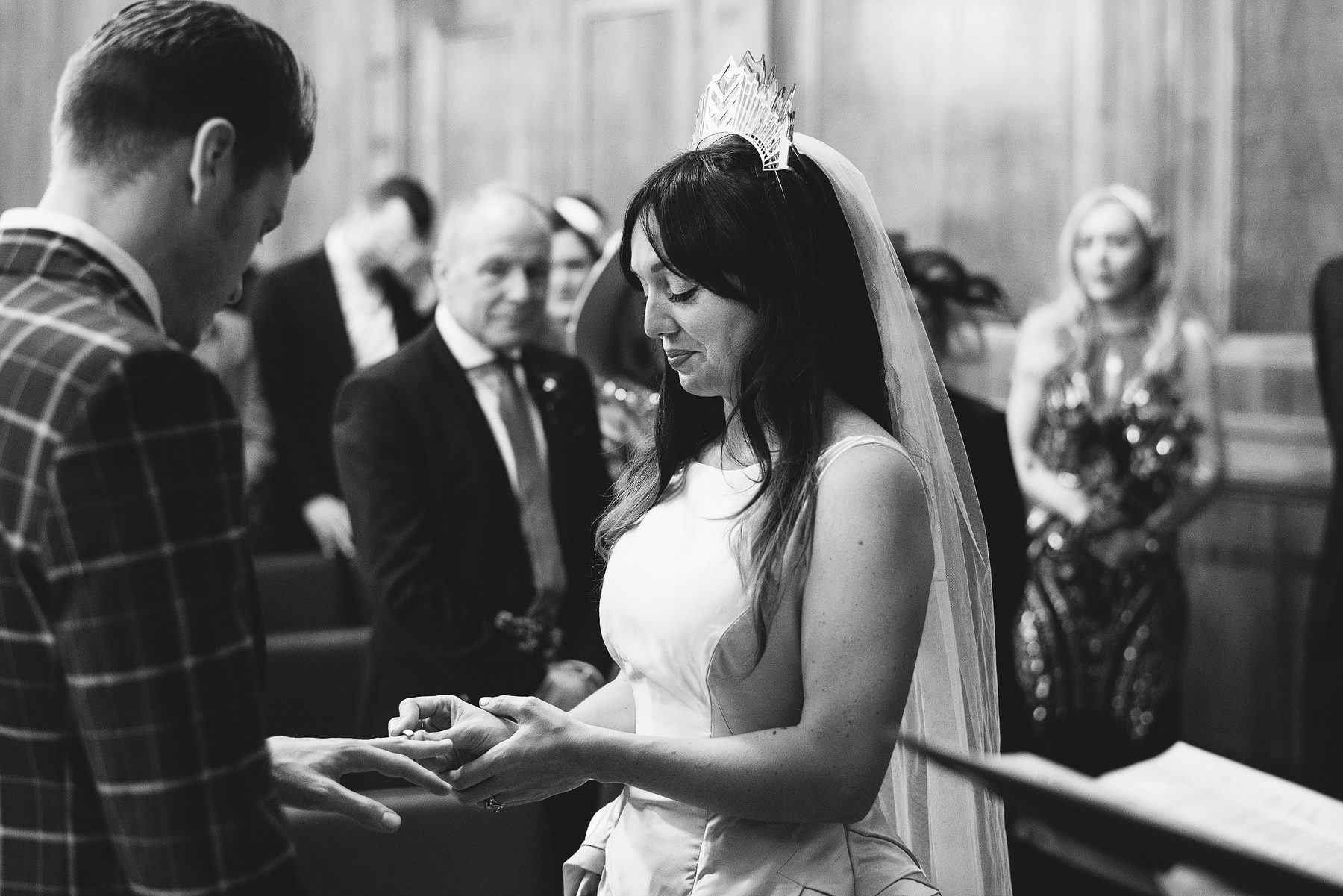 wedding photographer hackney town hall