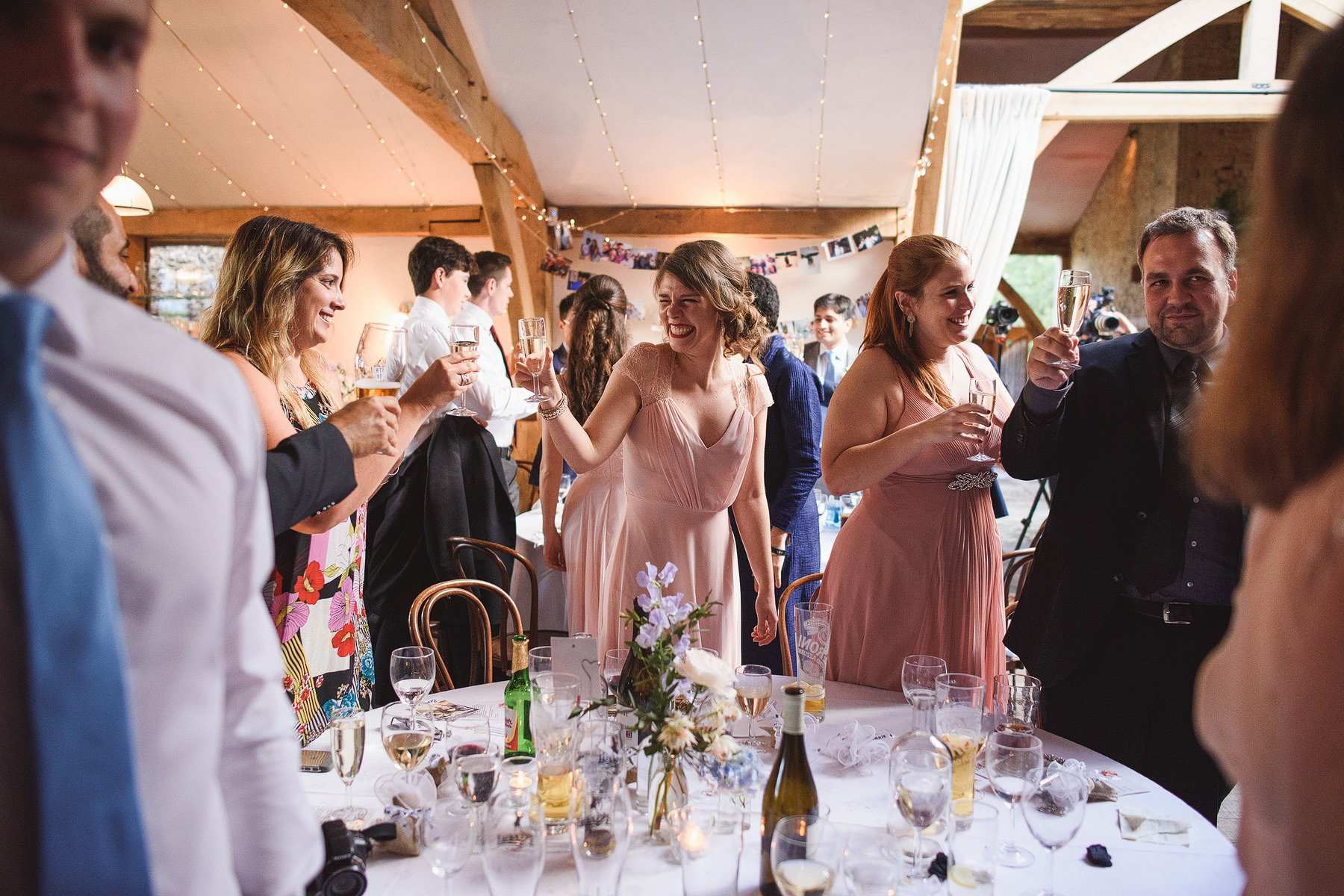 wedding speech at cripps barn