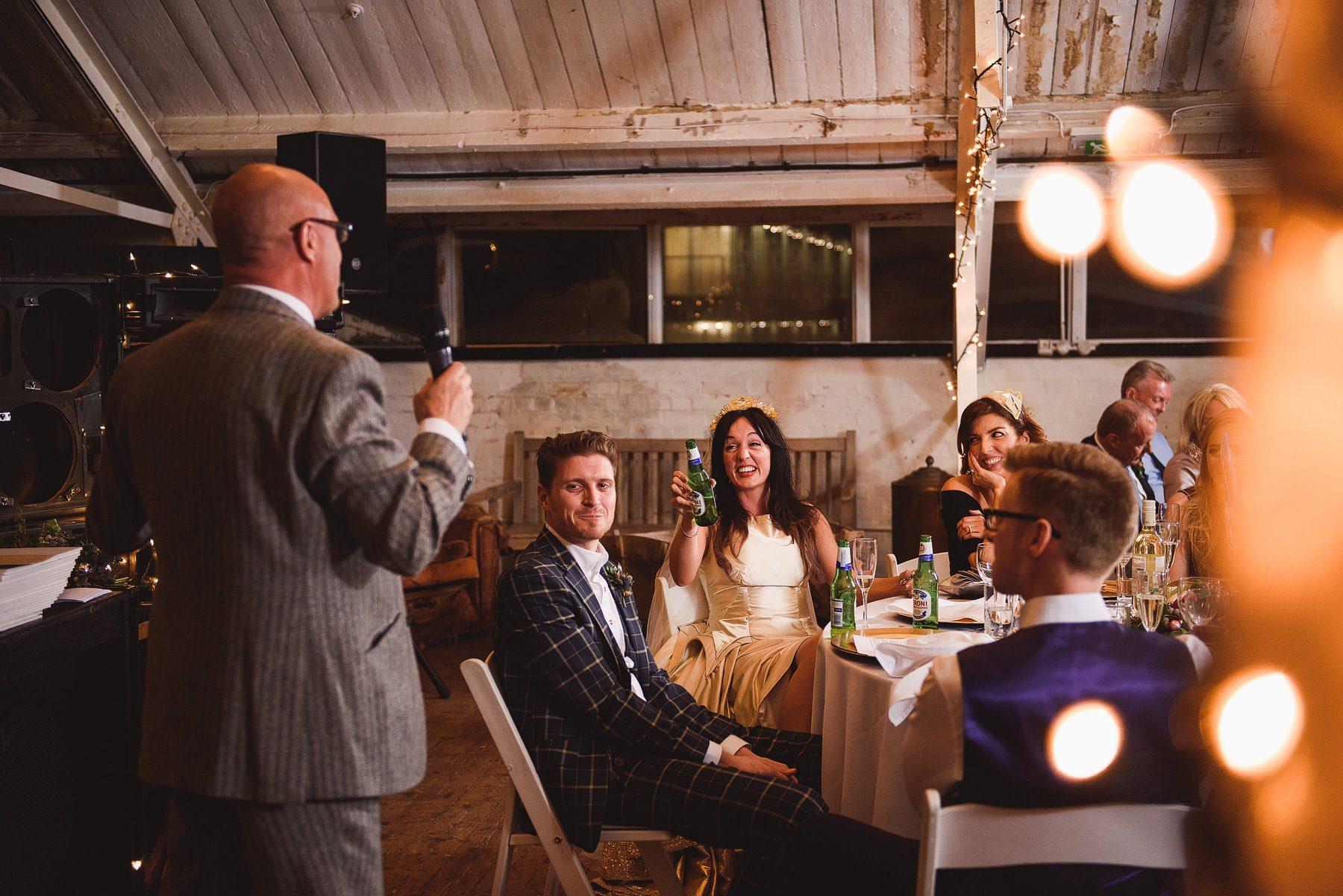 dalston heights wedding speeches
