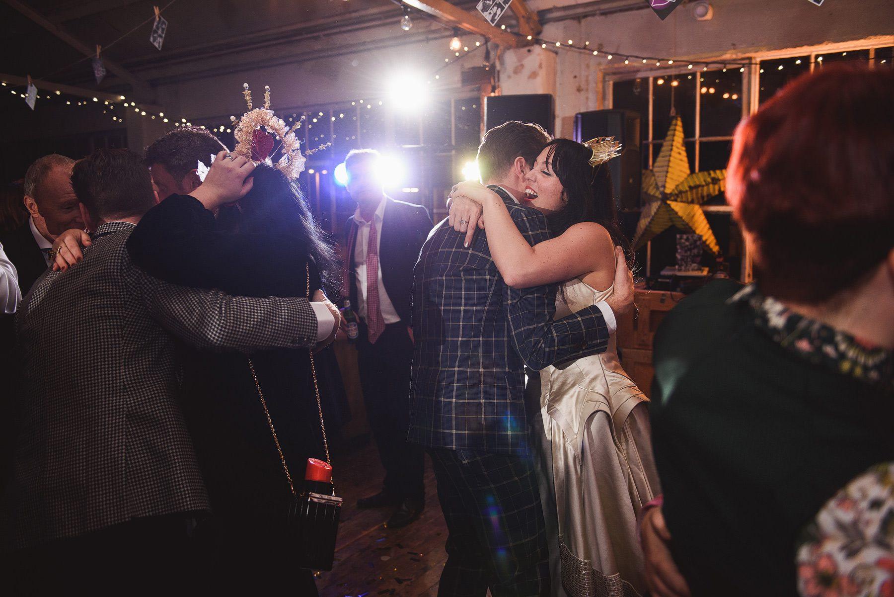dalston heights wedding dancing