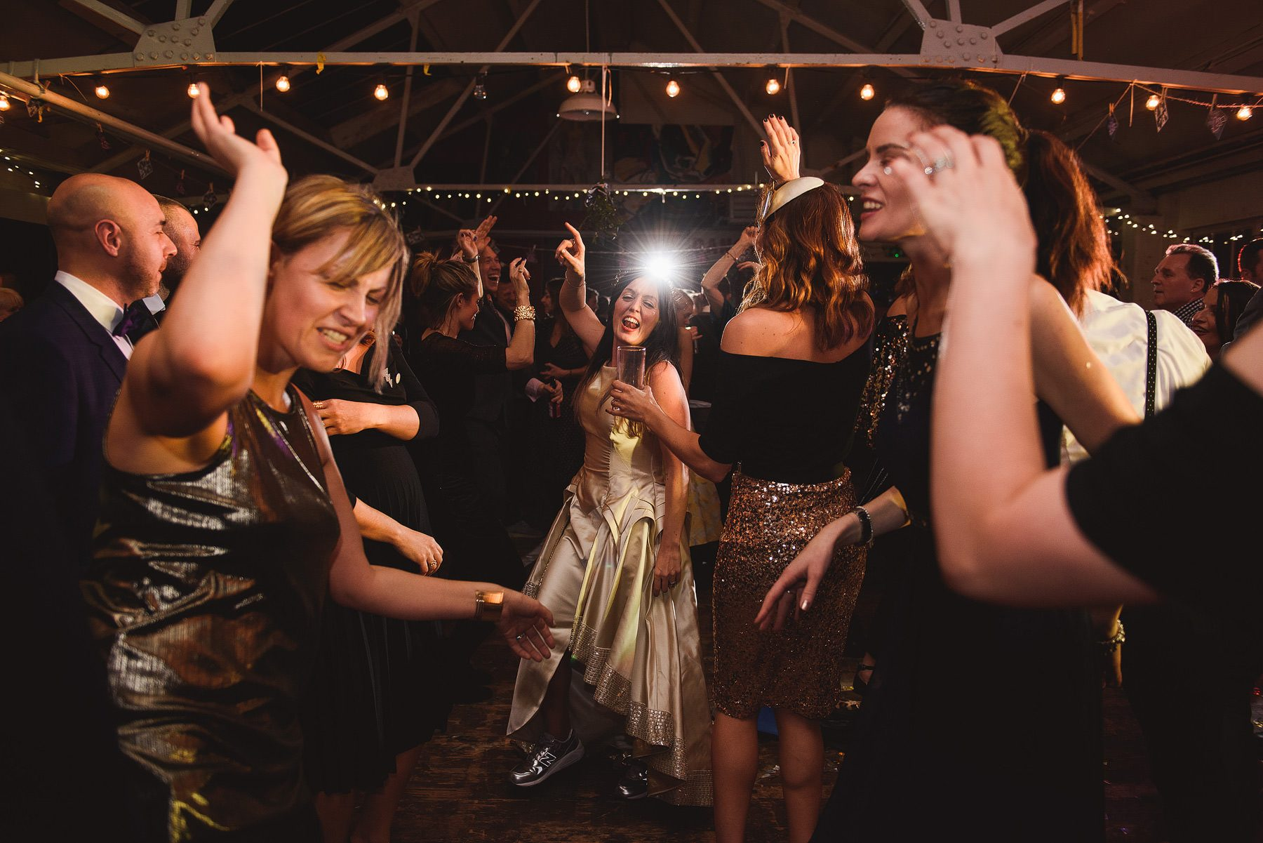 wedding at dalston heights