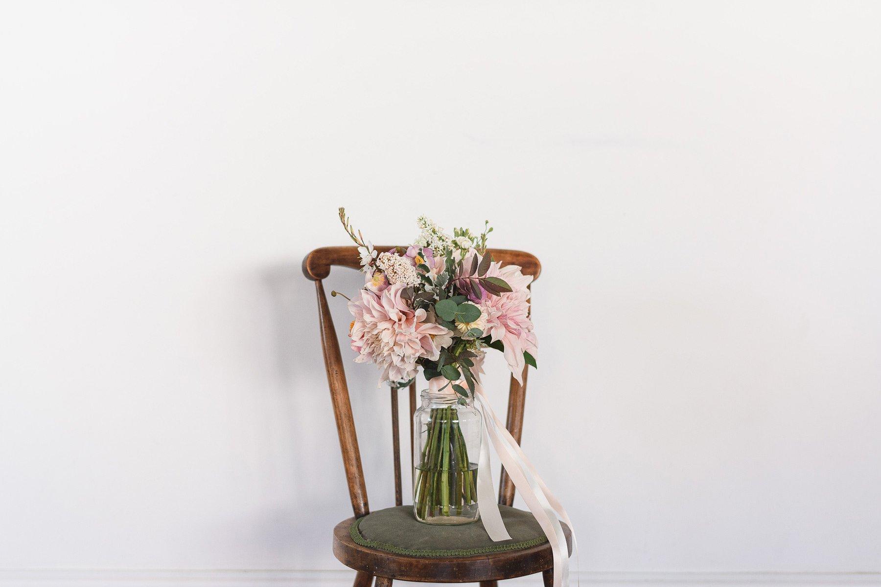 river cottage wedding bouquet