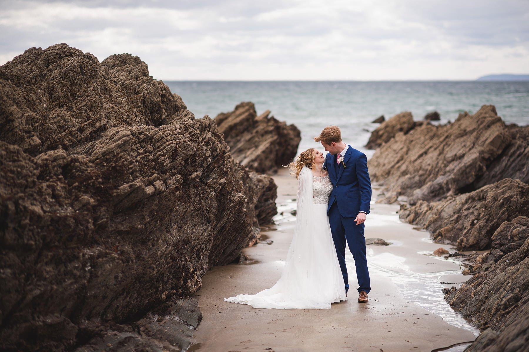 best polhawn fort wedding photographer