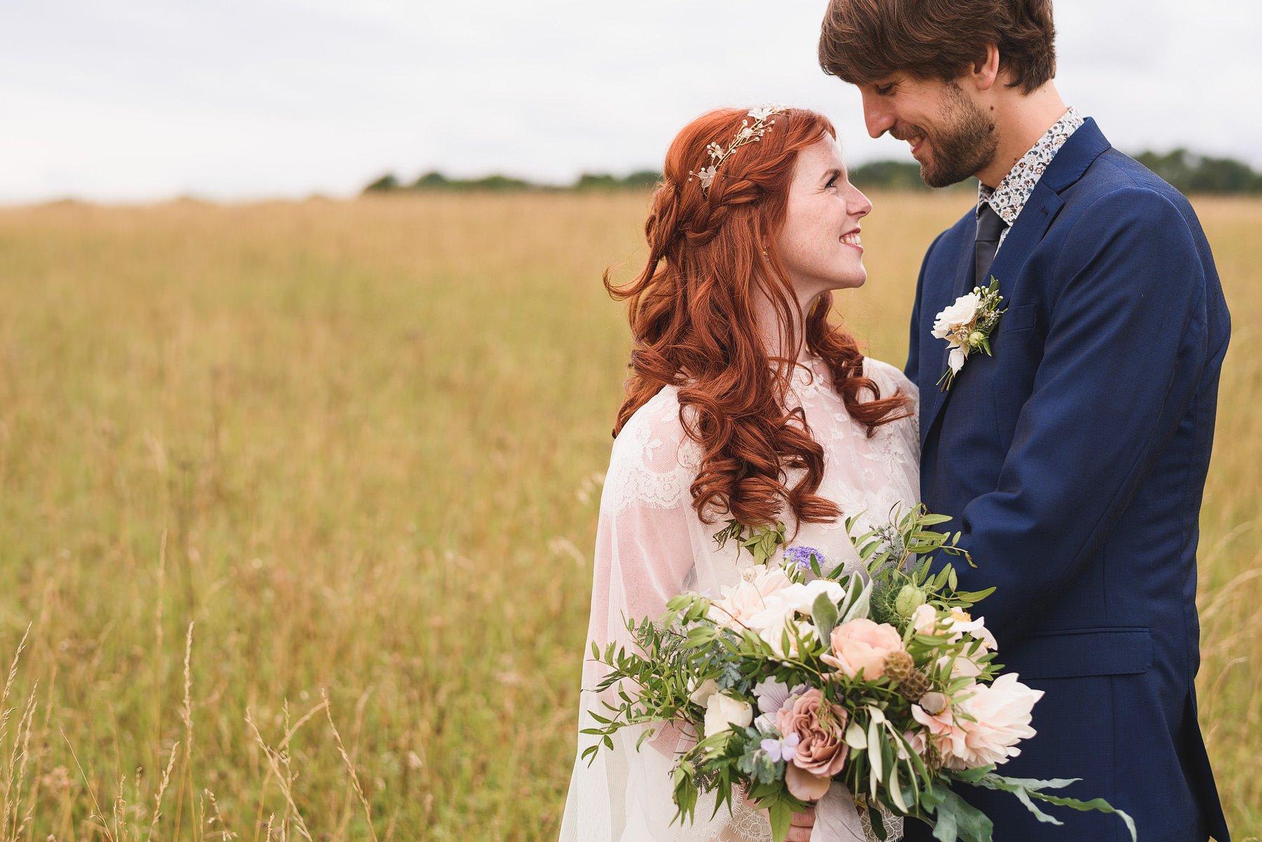cripps barn bride and groom portrait