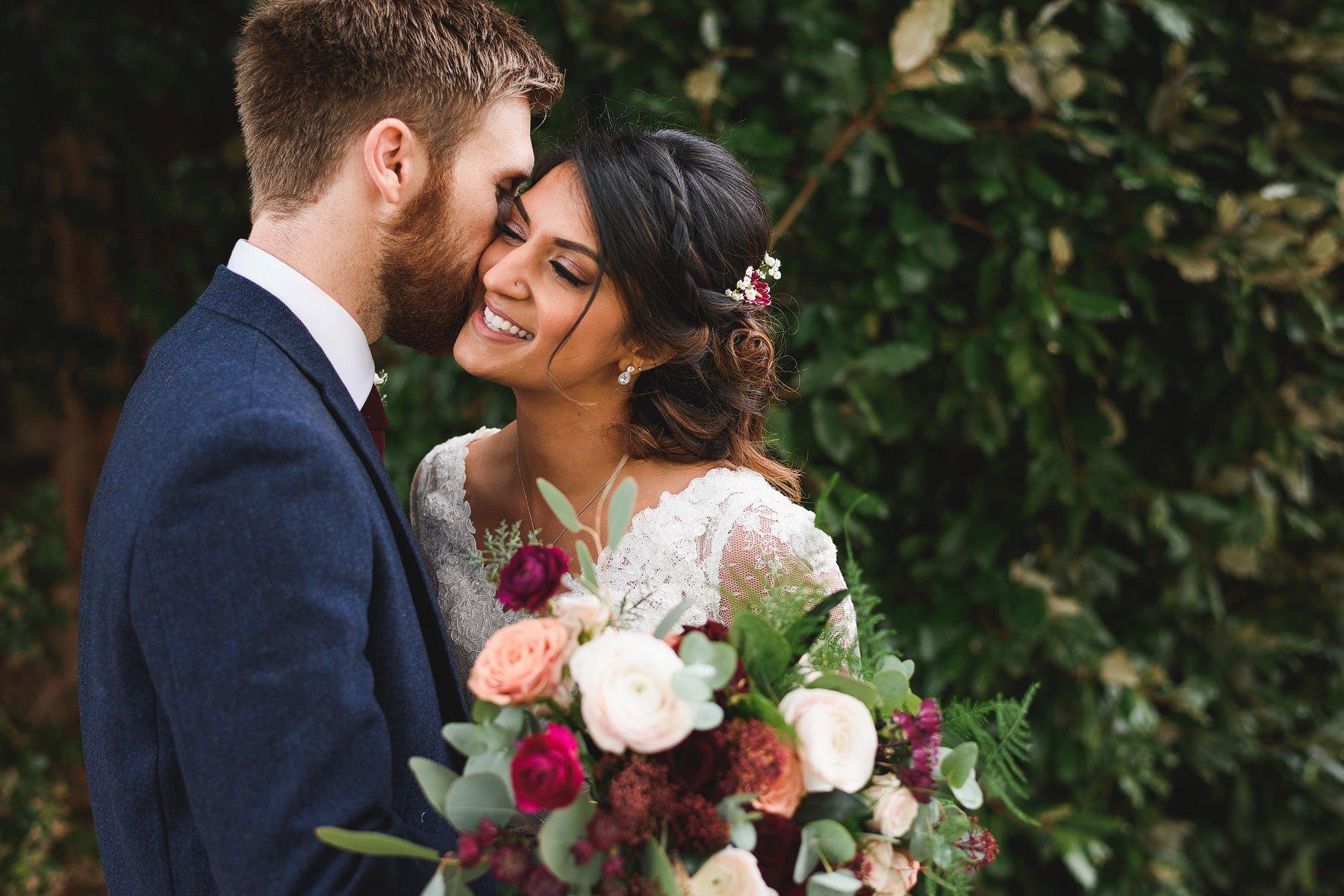 great tythe barn wedding photographers
