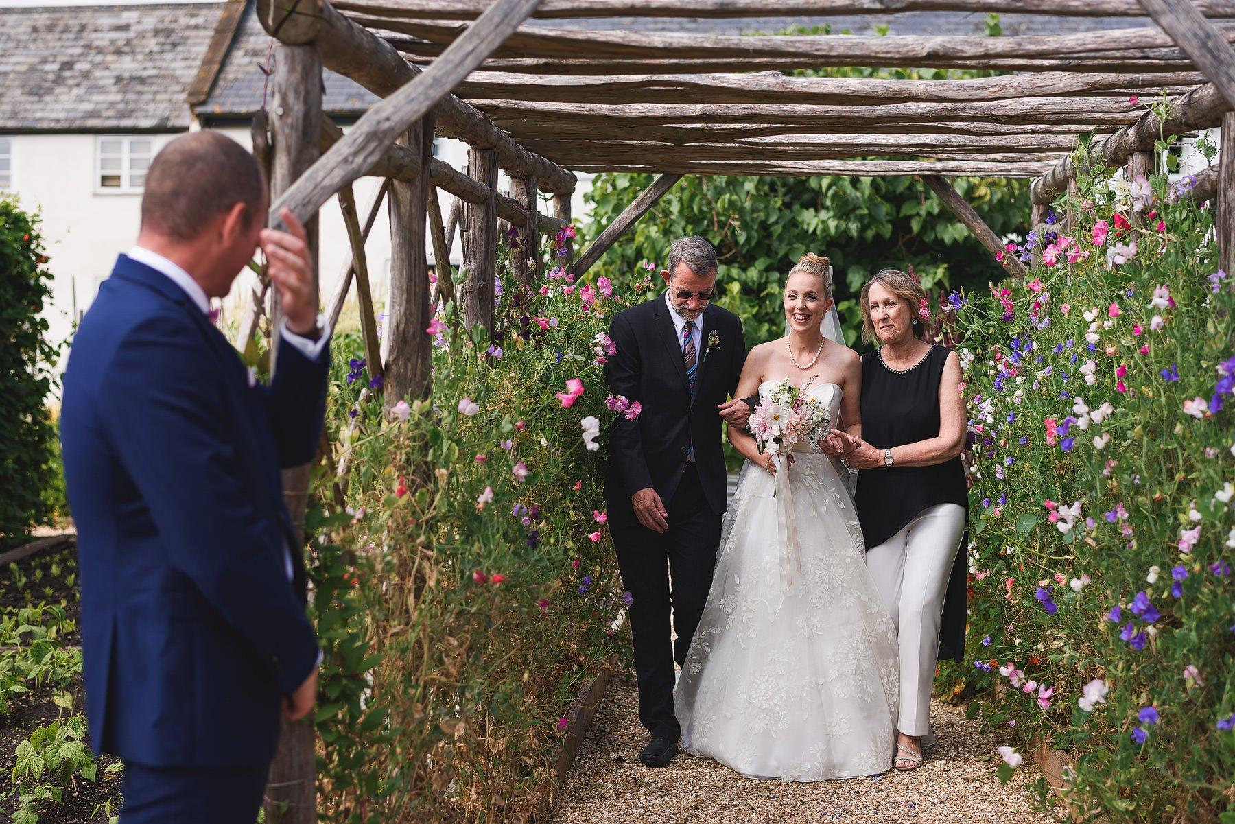 best river cottage wedding photogrpahers