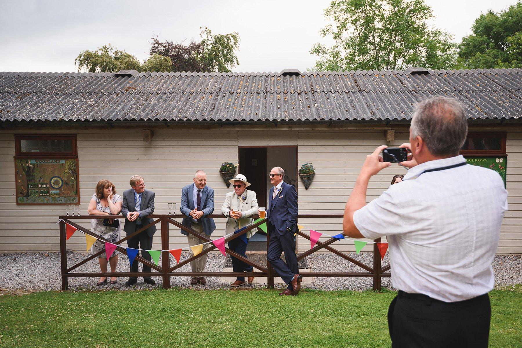 yurt camp devon wedding documentary