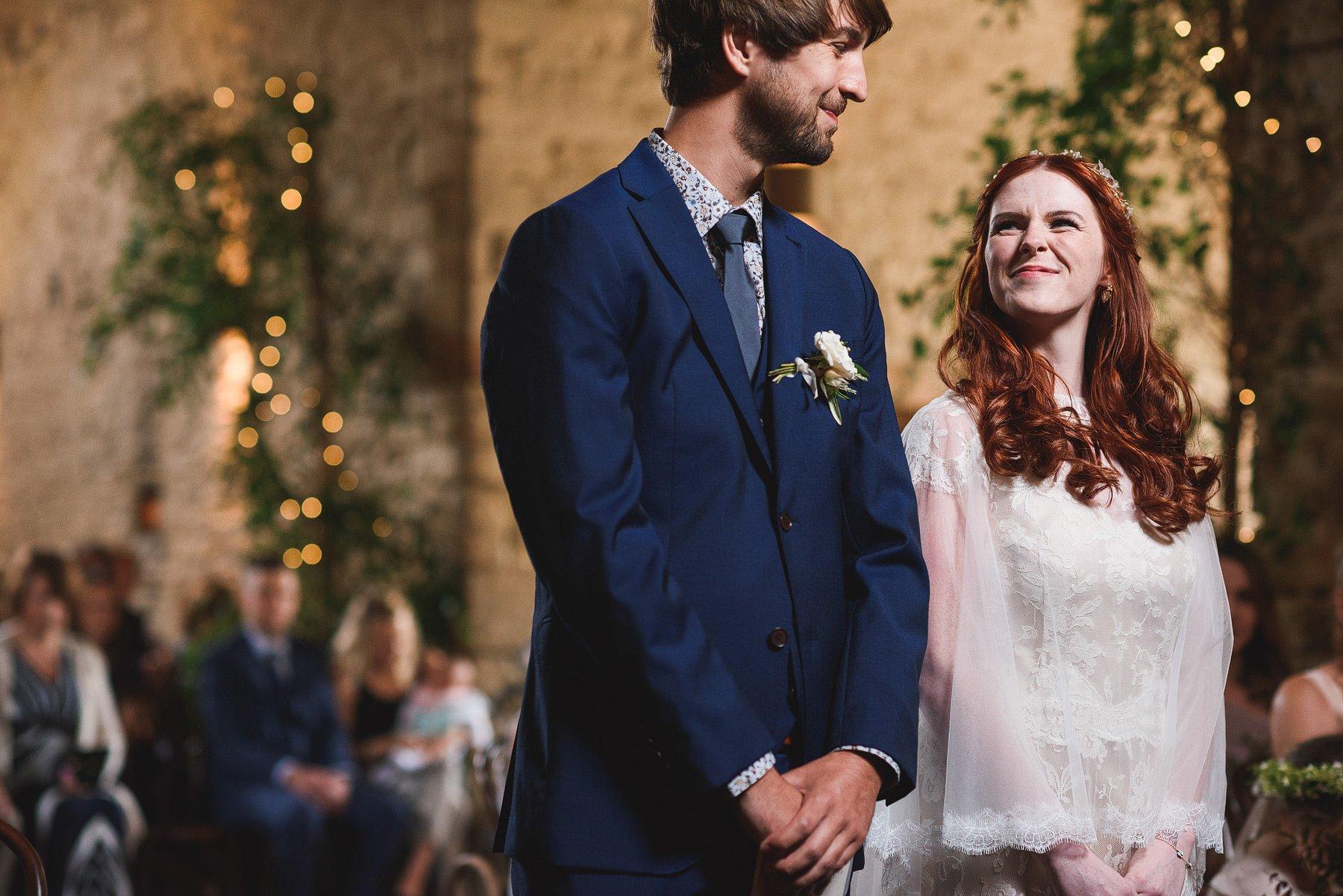 beautiful cripps barn wedding