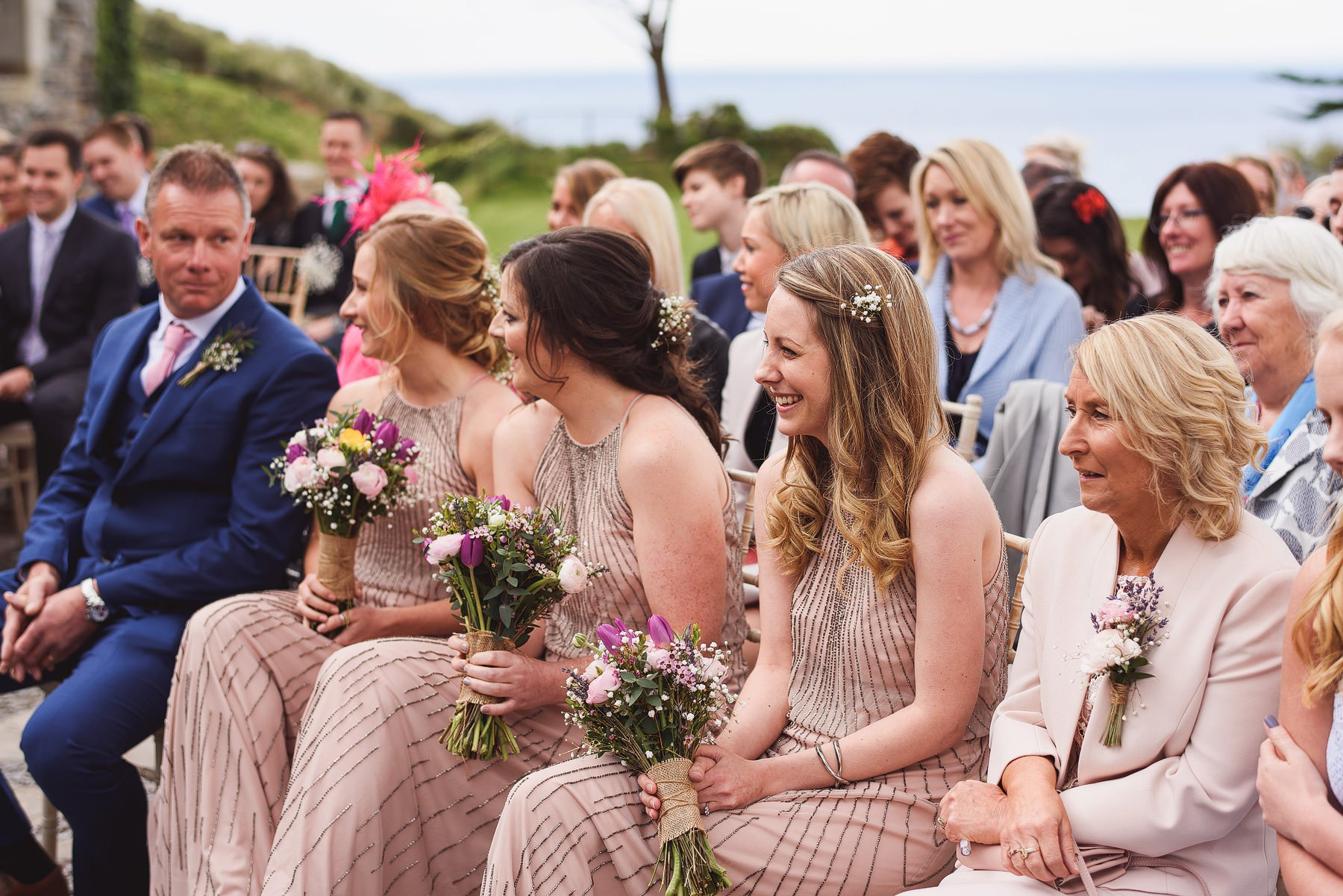 weddings at polhawn fort