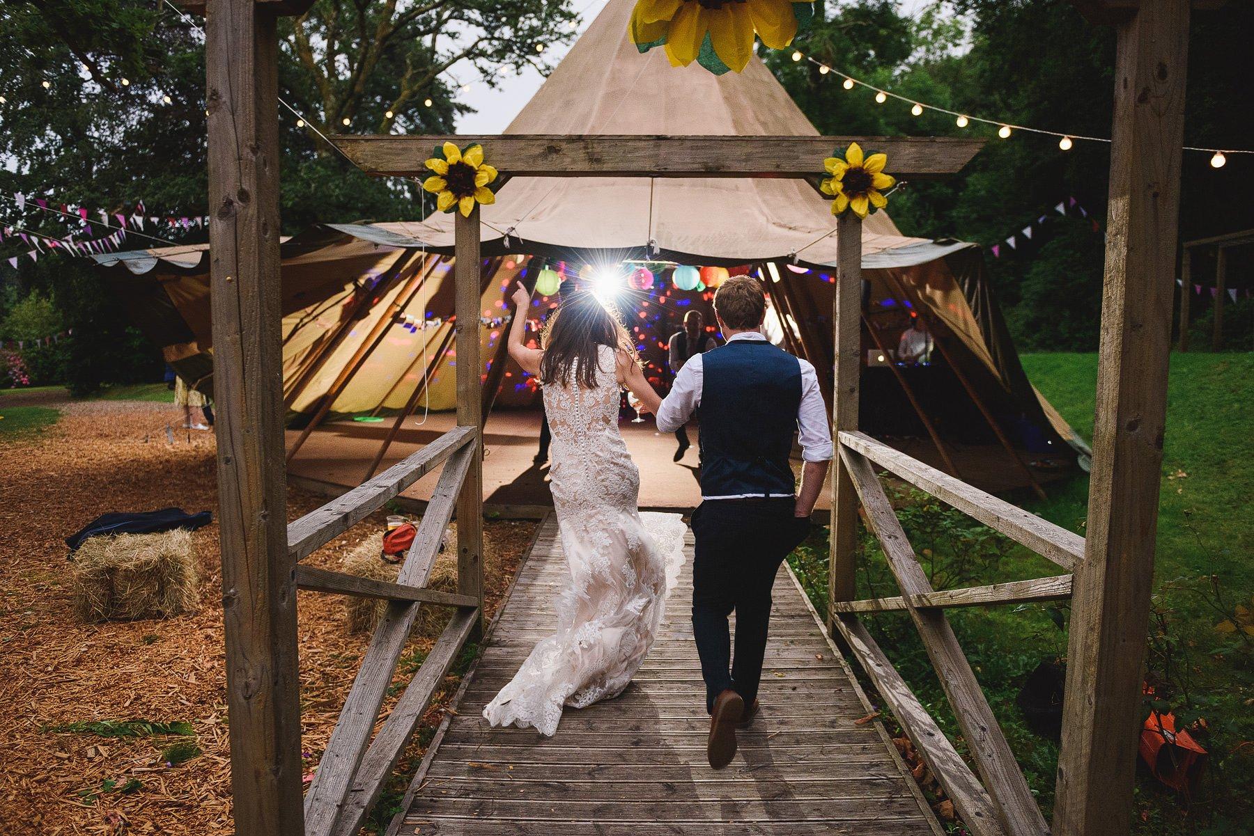 wedding photographers yurt camp