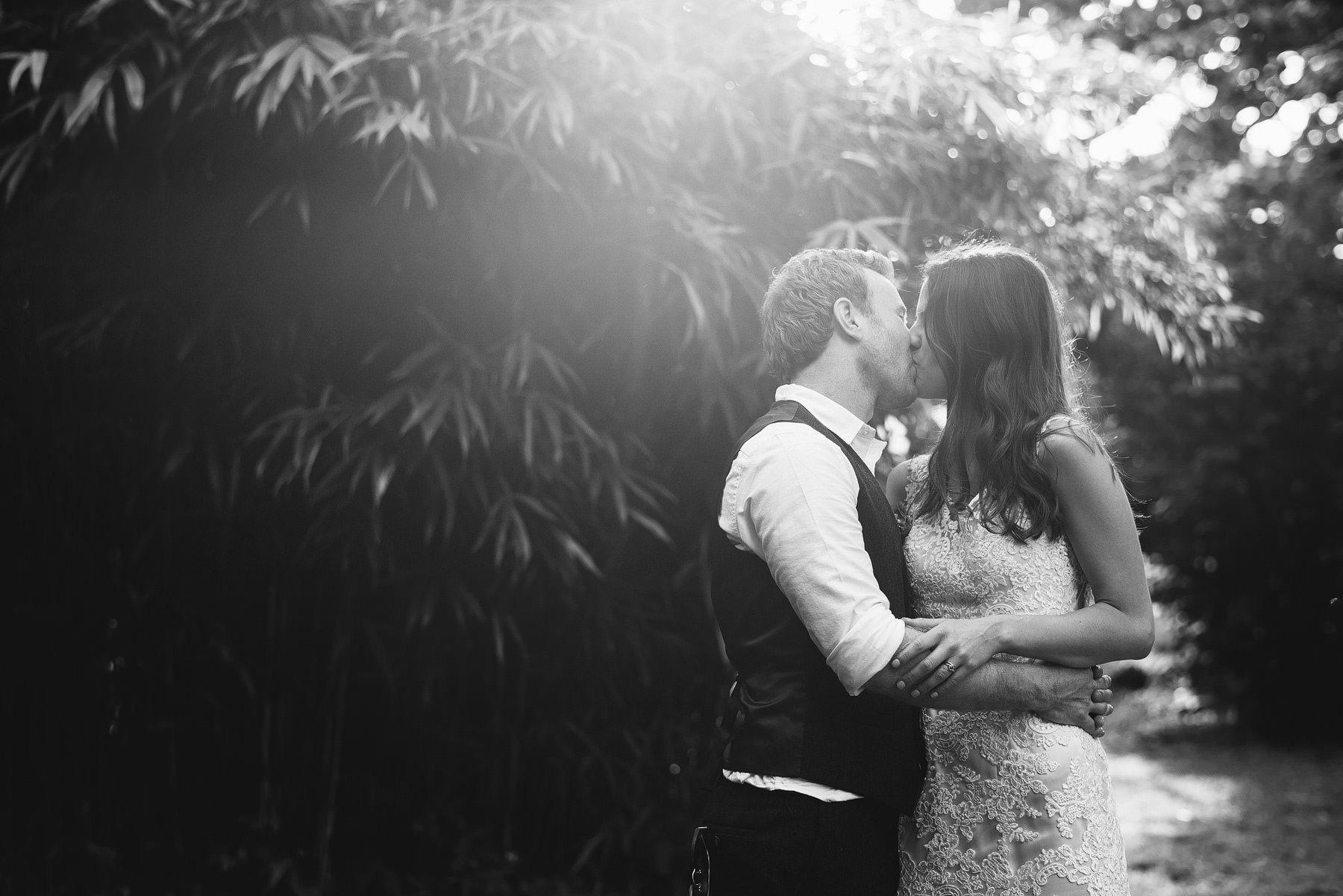 rustic woodland wedding in devon