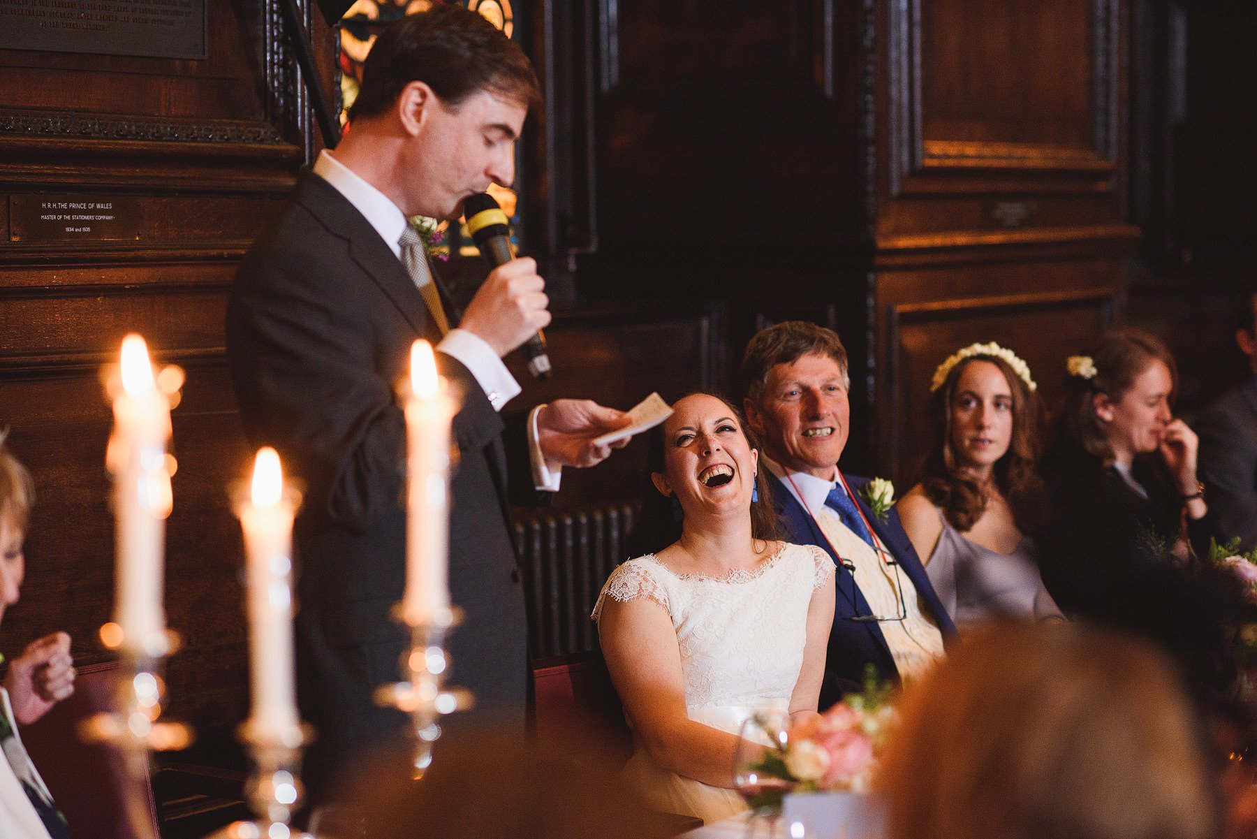 weddings at stationers hall in london
