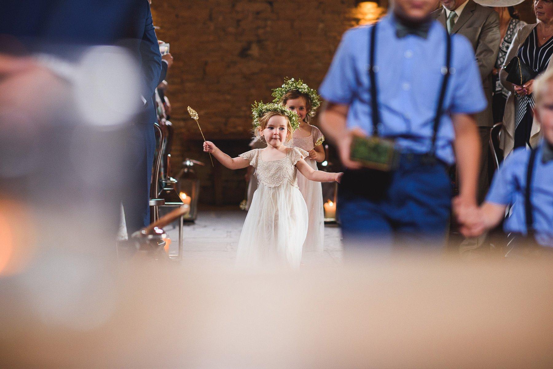 a stylish cripps barn wedding