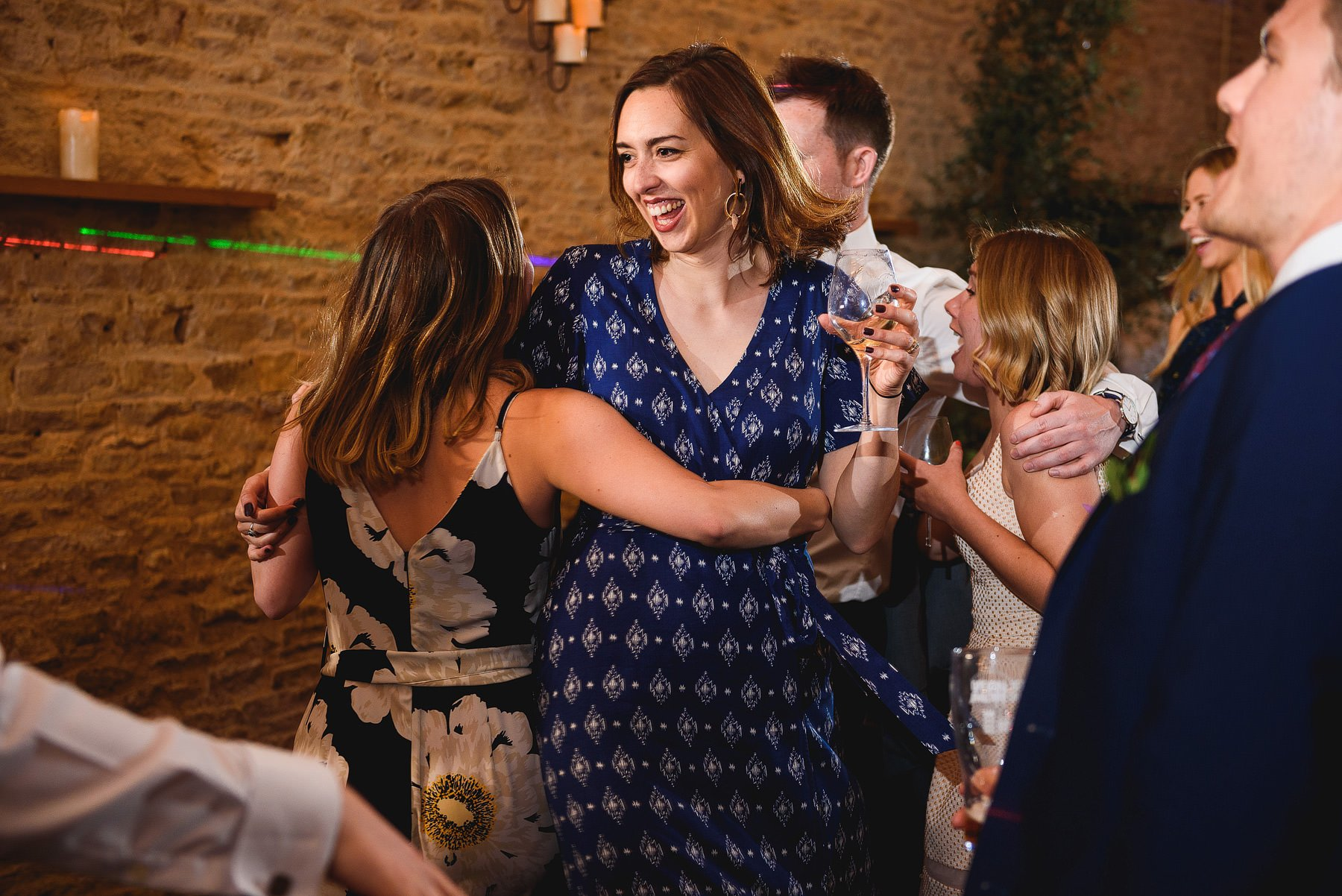 cotswold barn wedding at merriscourt